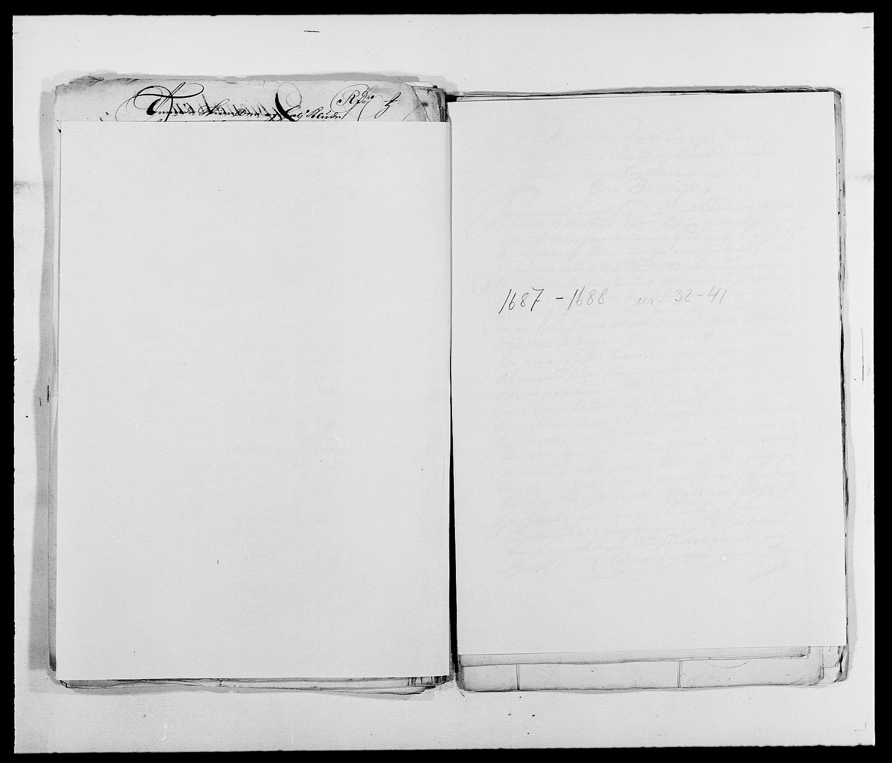 RA, Rentekammeret inntil 1814, Reviderte regnskaper, Fogderegnskap, R39/L2307: Fogderegnskap Nedenes, 1684-1689, s. 110