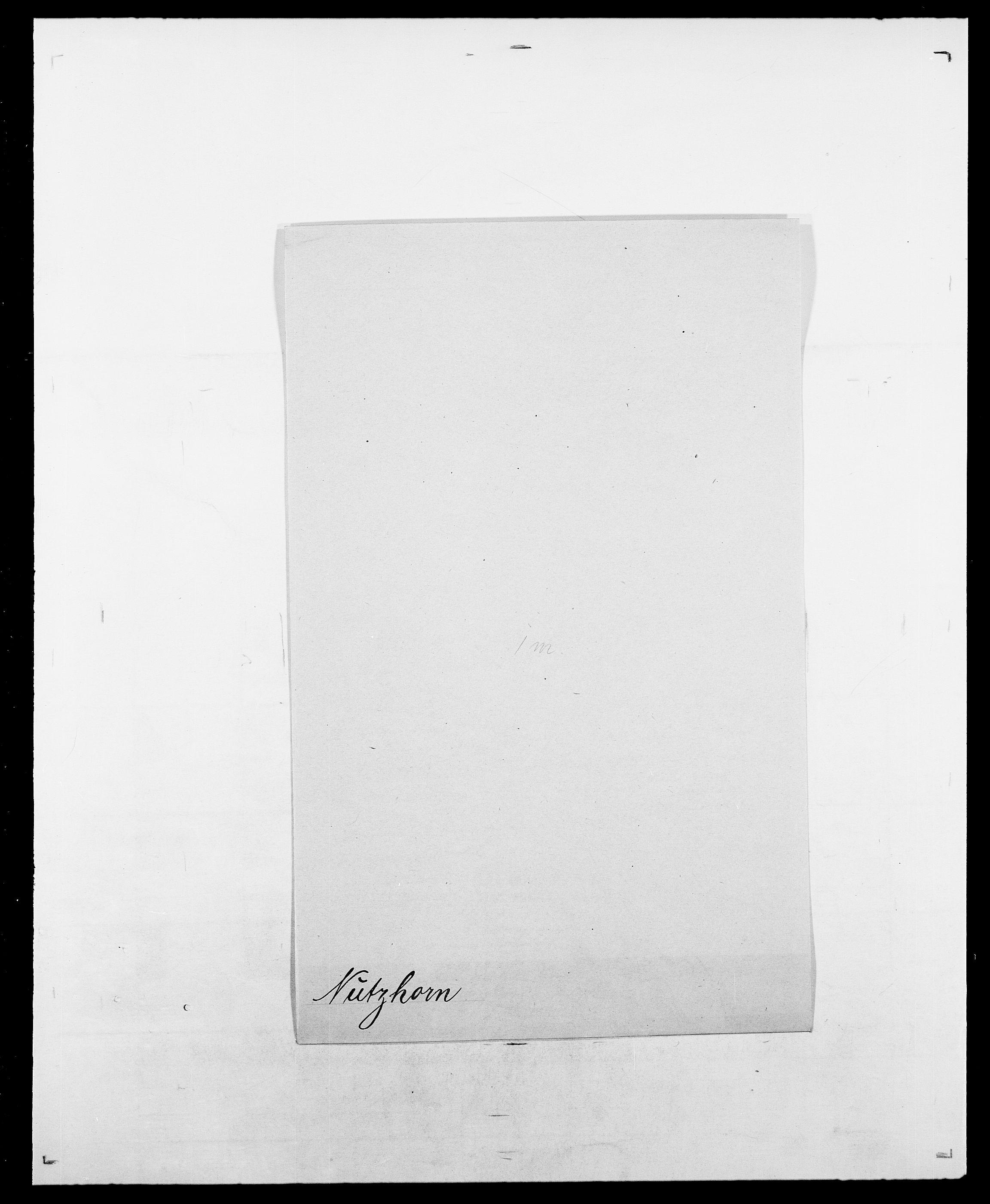 SAO, Delgobe, Charles Antoine - samling, D/Da/L0028: Naaden - Nøvik, s. 513