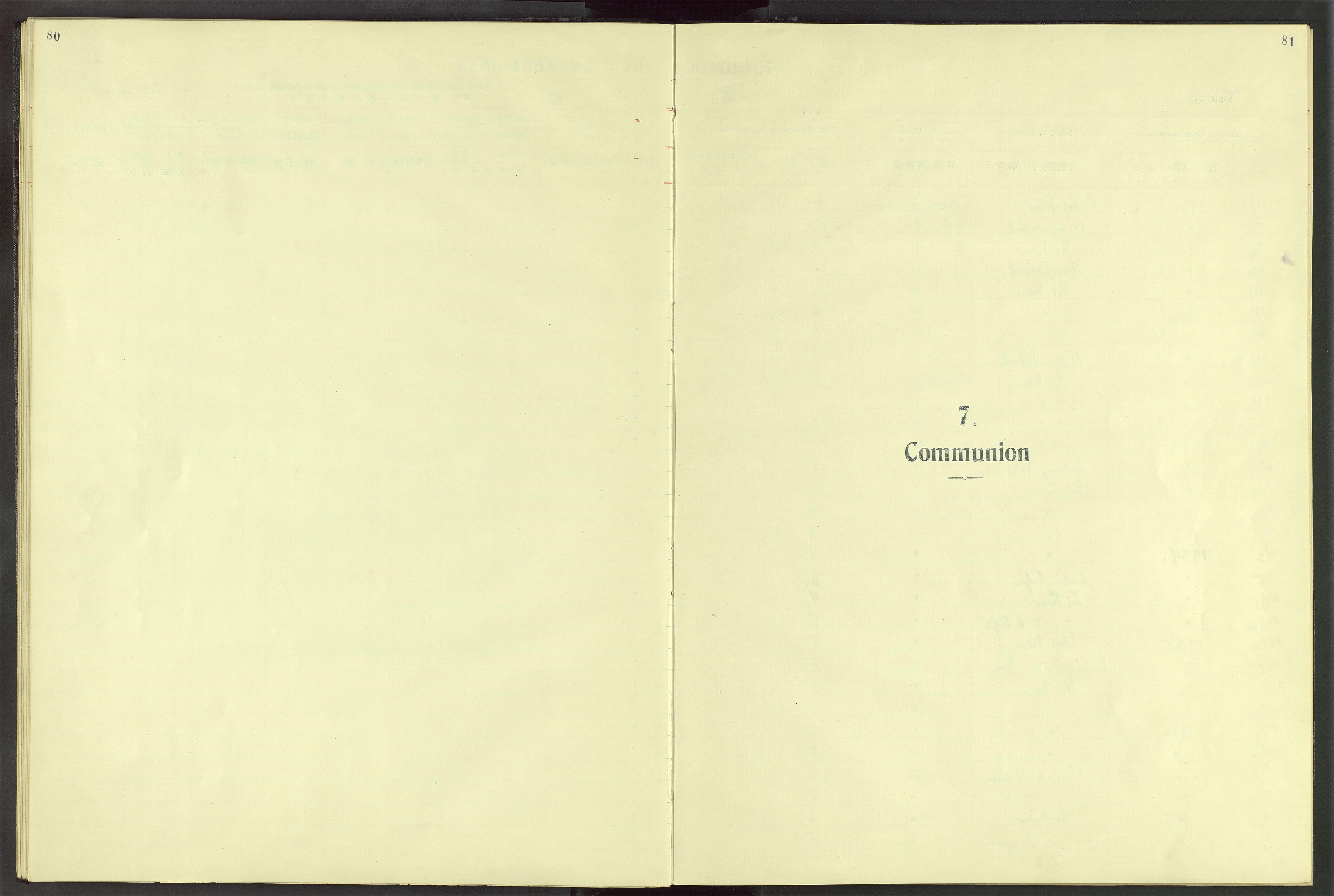 VID, Det Norske Misjonsselskap - utland - Kina (Hunan), Dm/L0028: Ministerialbok nr. 66, 1914-1932, s. 80-81