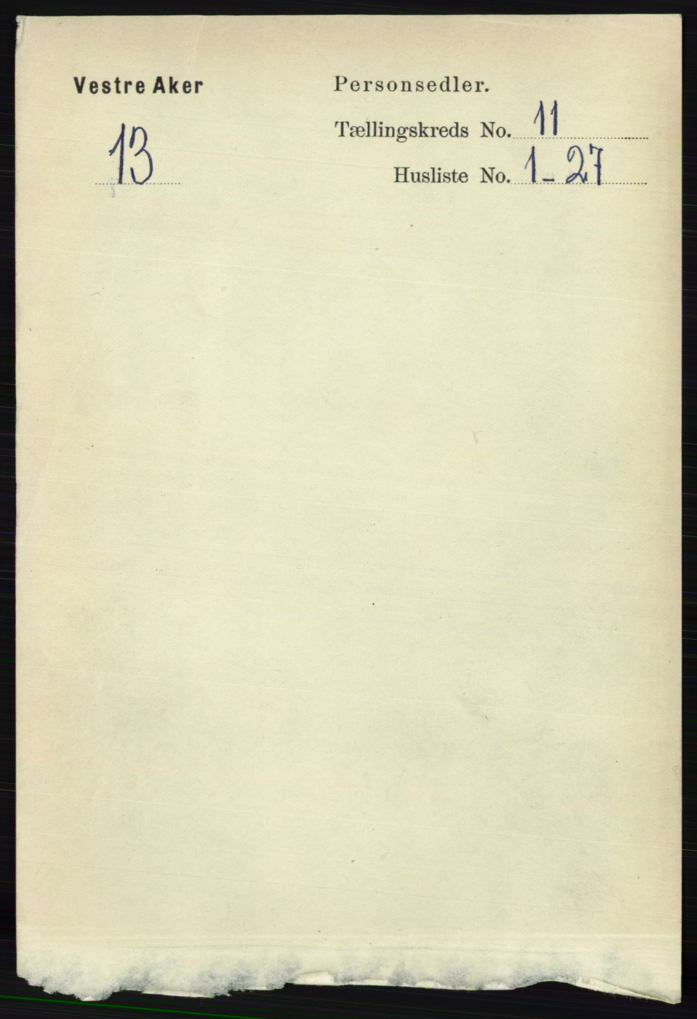 RA, Folketelling 1891 for 0218 Aker herred, 1891, s. 10185