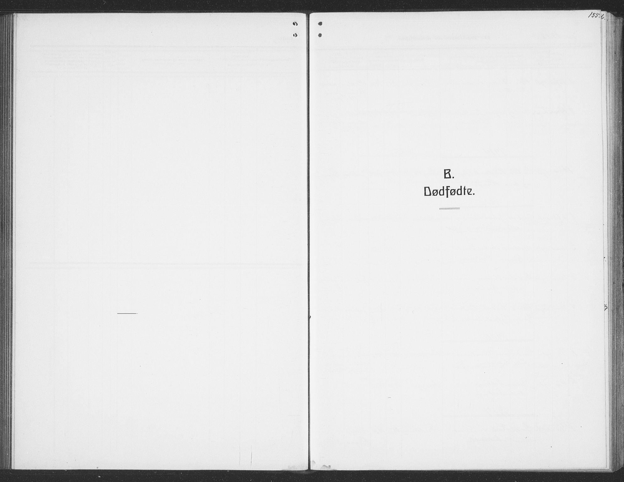 SAT, Ministerialprotokoller, klokkerbøker og fødselsregistre - Sør-Trøndelag, 691/L1095: Klokkerbok nr. 691C06, 1912-1933, s. 155