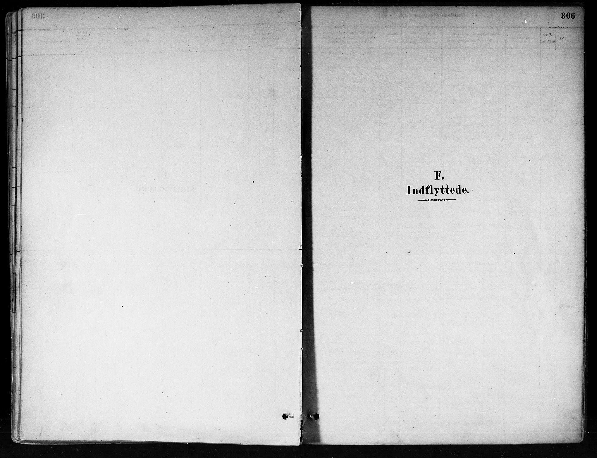 SAKO, Røyken kirkebøker, F/Fa/L0008: Ministerialbok nr. 8, 1880-1897, s. 306
