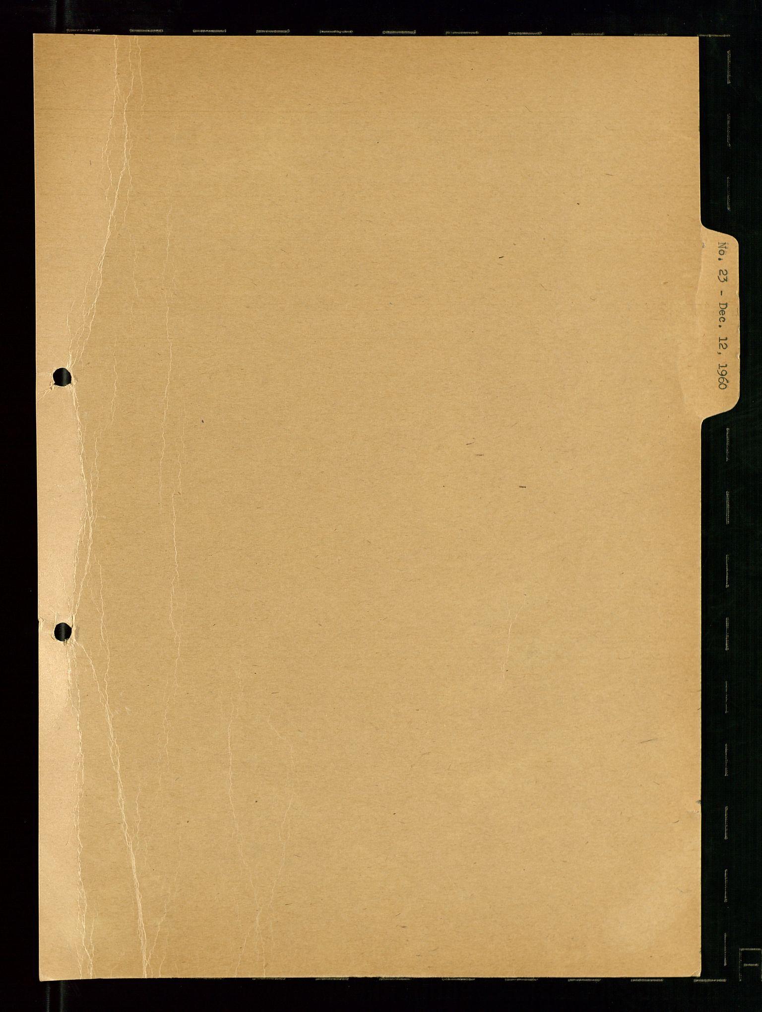 SAST, PA 1537 - A/S Essoraffineriet Norge, A/Aa/L0001: Styremøter, 1959-1961, s. 77