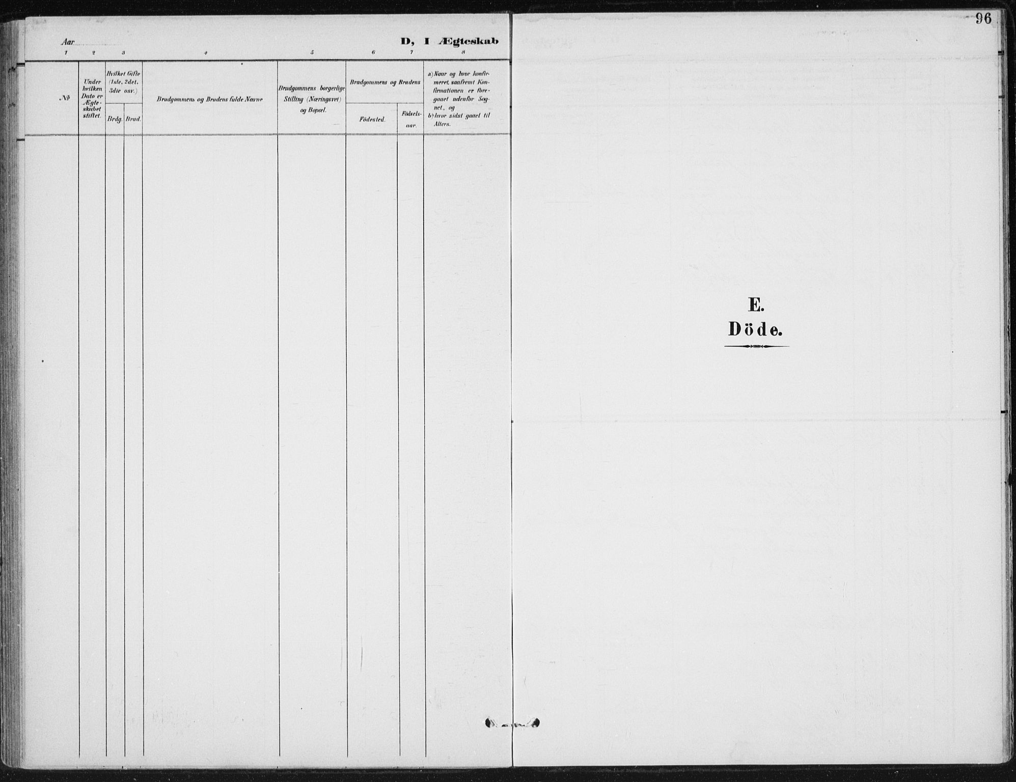 SAH, Østre Gausdal prestekontor, Ministerialbok nr. 5, 1902-1920, s. 96