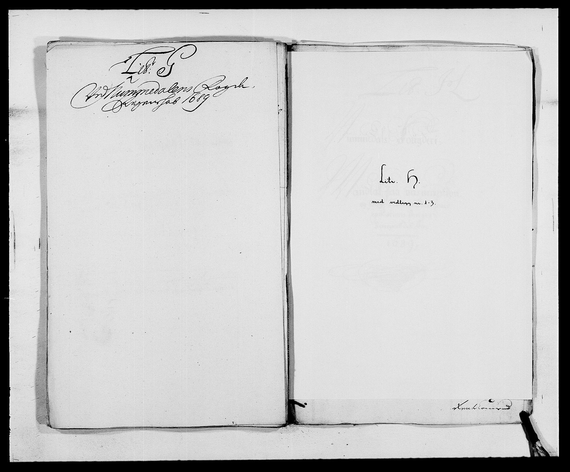 RA, Rentekammeret inntil 1814, Reviderte regnskaper, Fogderegnskap, R64/L4422: Fogderegnskap Namdal, 1687-1689, s. 229