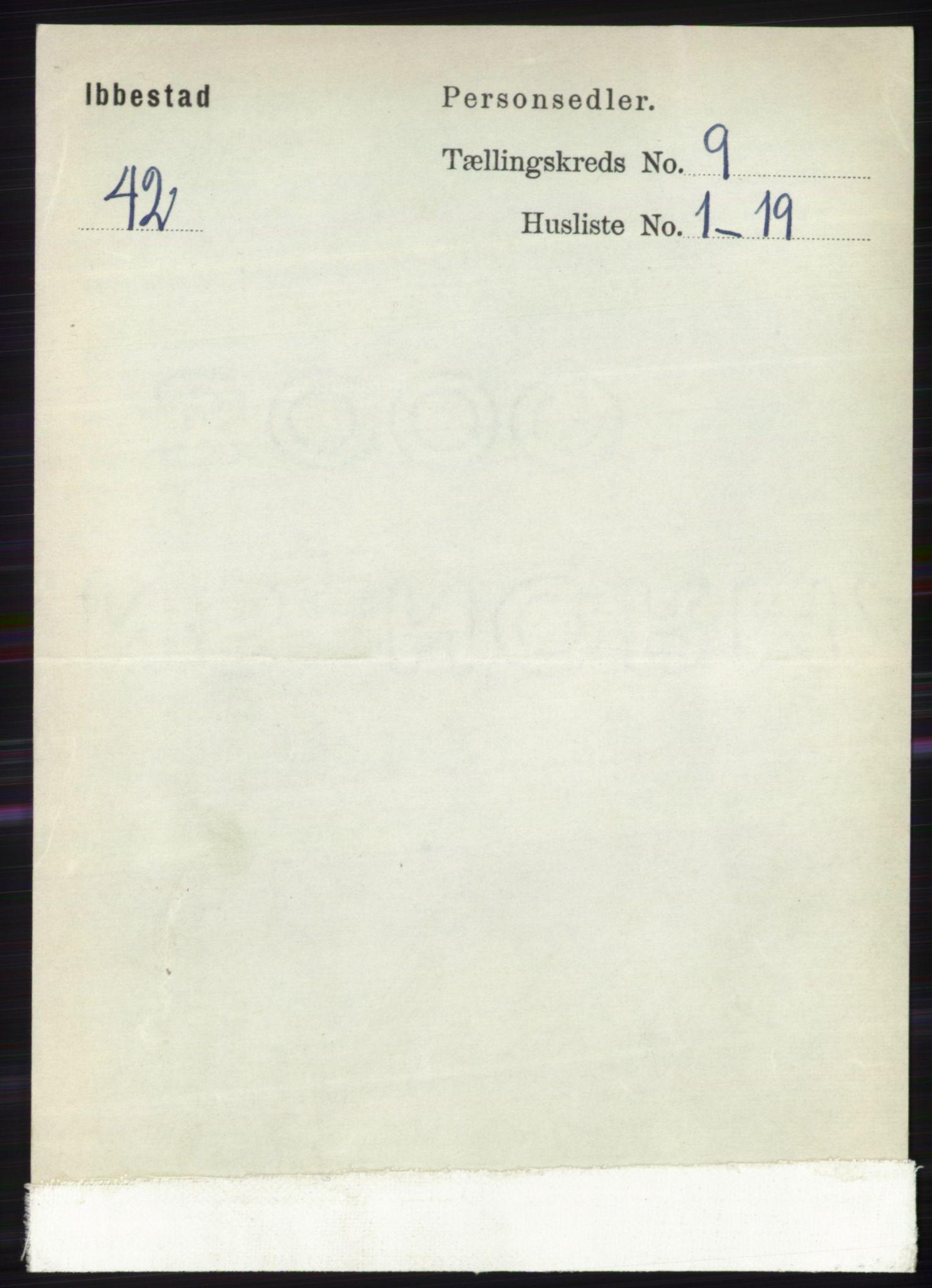 RA, Folketelling 1891 for 1917 Ibestad herred, 1891, s. 5975