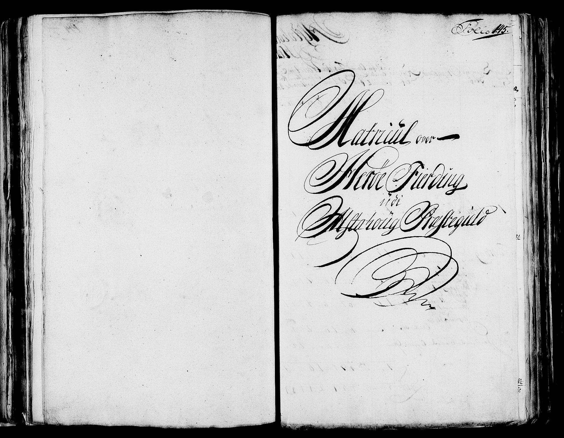 RA, Rentekammeret inntil 1814, Realistisk ordnet avdeling, N/Nb/Nbf/L0171: Helgeland matrikkelprotokoll, 1723, s. 144b-145a
