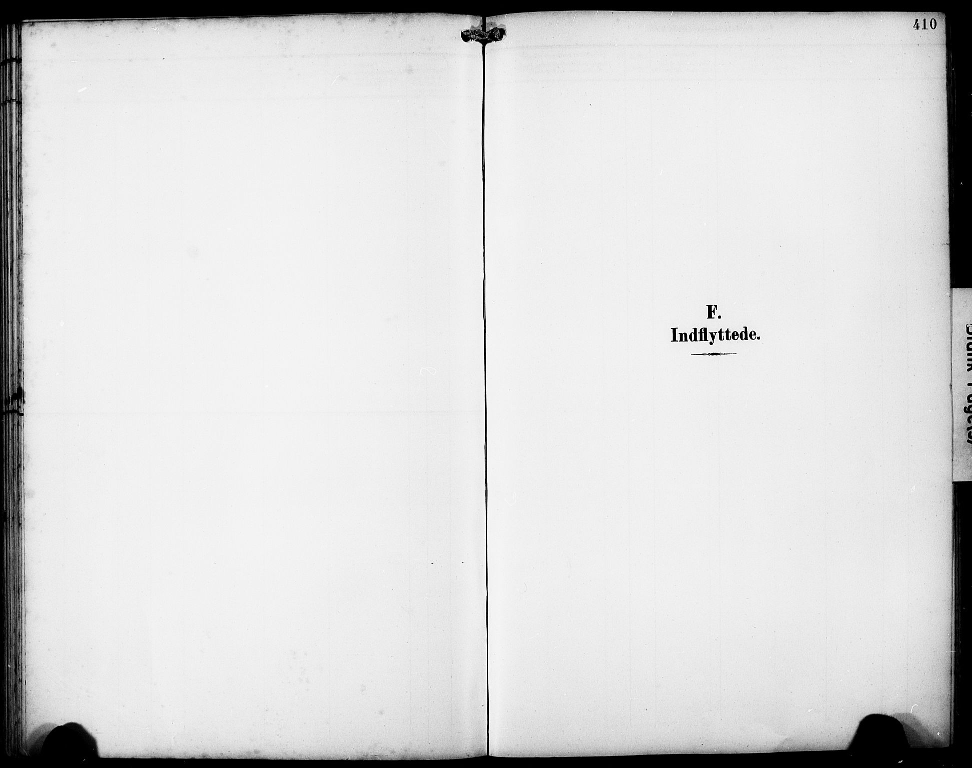 SAB, Fjell sokneprestembete, H/Hab: Klokkerbok nr. A 5, 1899-1918, s. 410
