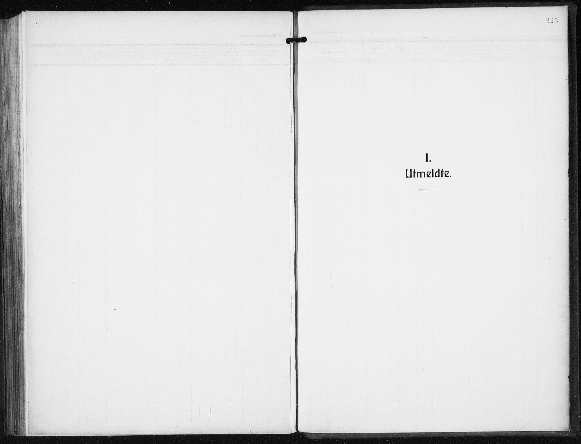 SAB, Privatarkiv 110 - Den norske sjømannsmisjon i utlandet/New York, H/Ha/L0008: Ministerialbok nr. A 8, 1923-1935, s. 225