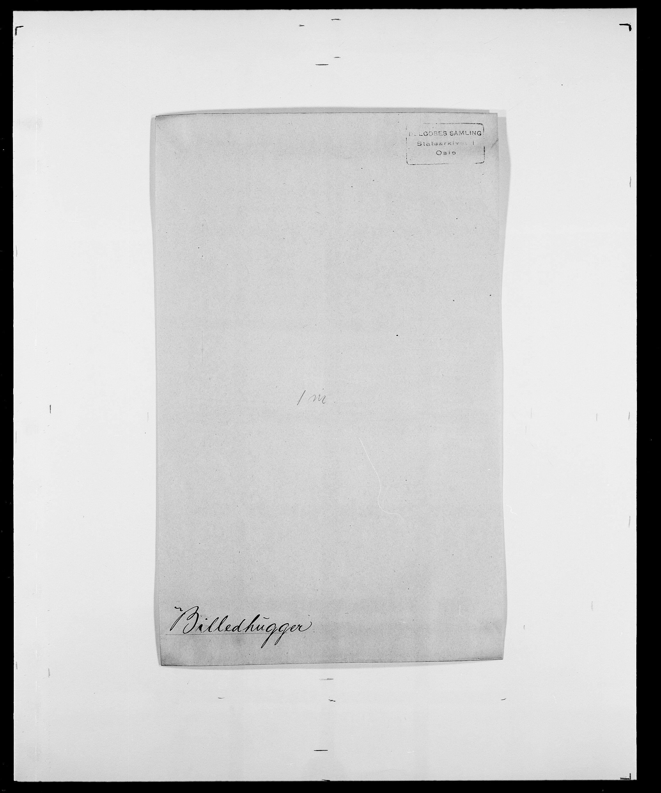 SAO, Delgobe, Charles Antoine - samling, D/Da/L0004: Bergendahl - Blære, s. 298