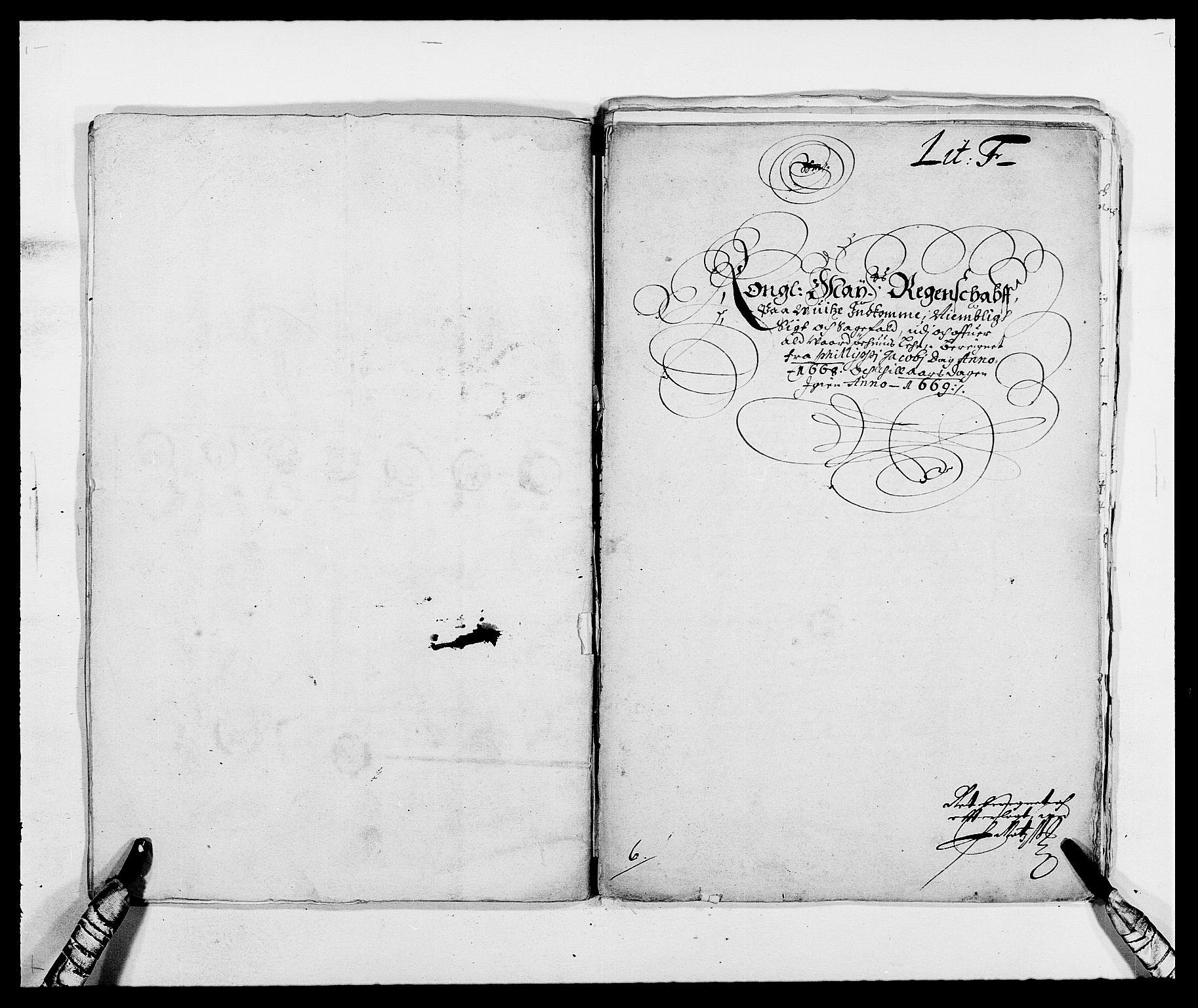 RA, Rentekammeret inntil 1814, Reviderte regnskaper, Fogderegnskap, R69/L4849: Fogderegnskap Finnmark/Vardøhus, 1661-1679, s. 197