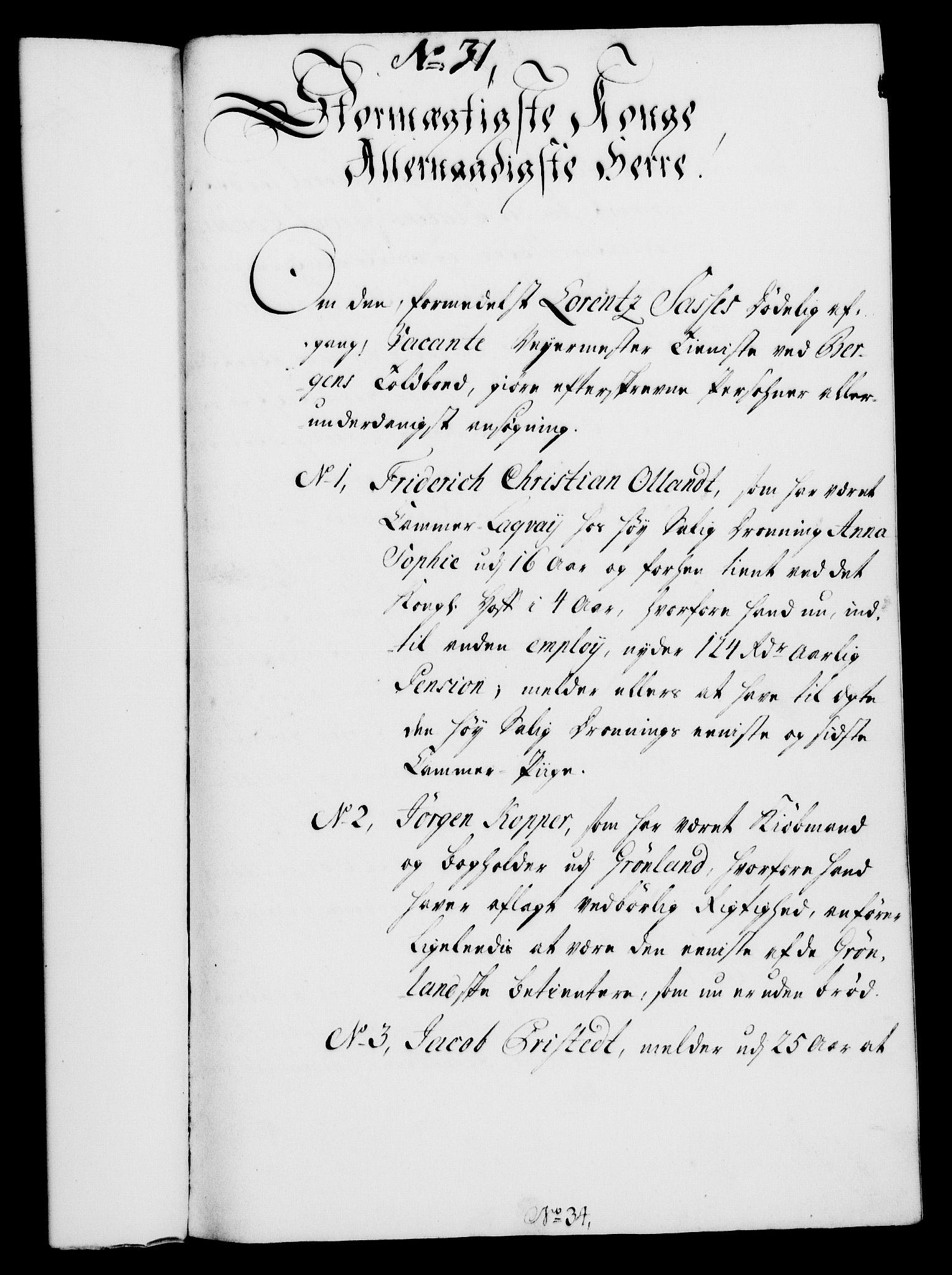 RA, Rentekammeret, Kammerkanselliet, G/Gf/Gfa/L0029: Norsk relasjons- og resolusjonsprotokoll (merket RK 52.29), 1746-1747, s. 176