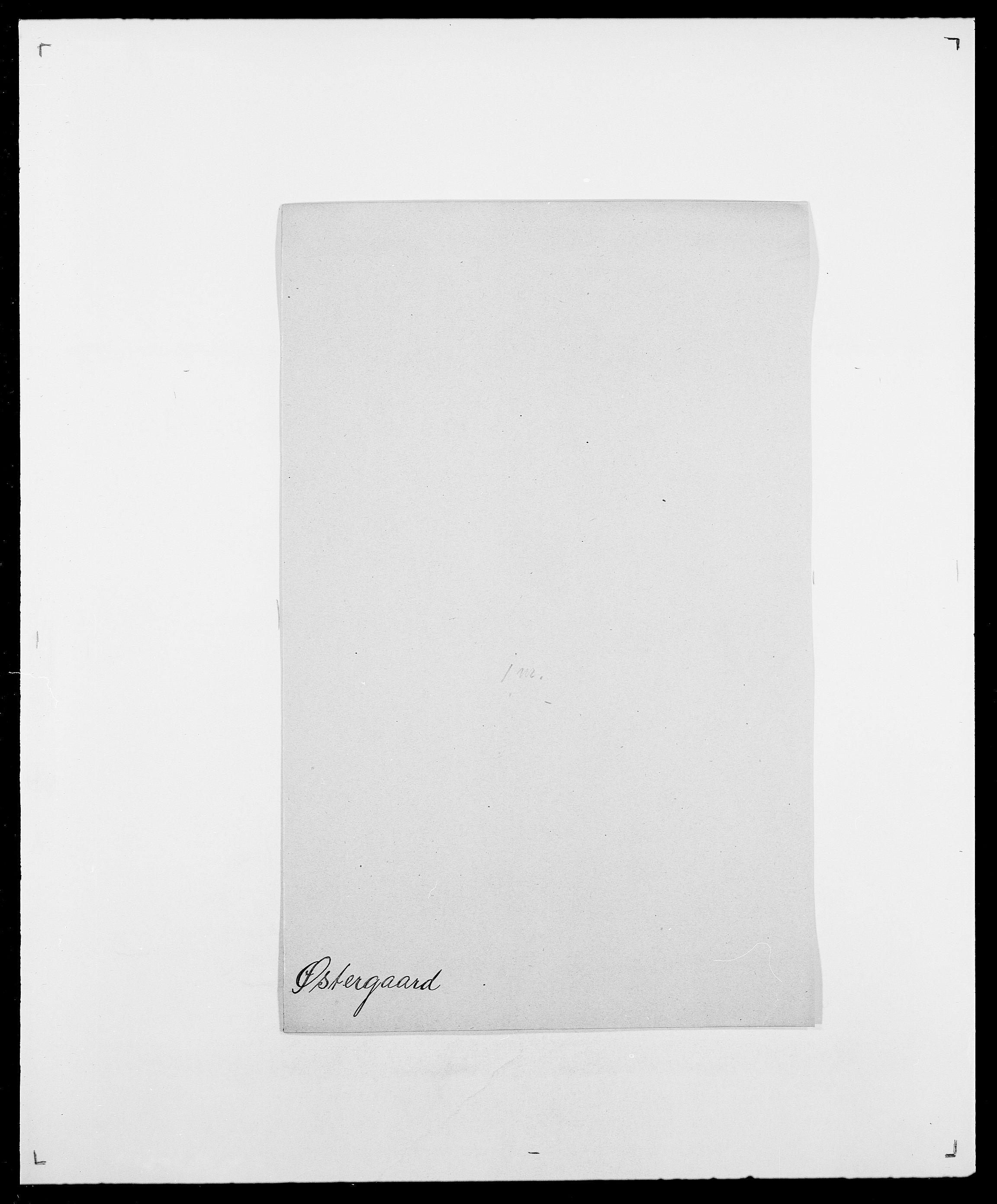 SAO, Delgobe, Charles Antoine - samling, D/Da/L0043: Wulfsberg - v. Zanten, s. 356