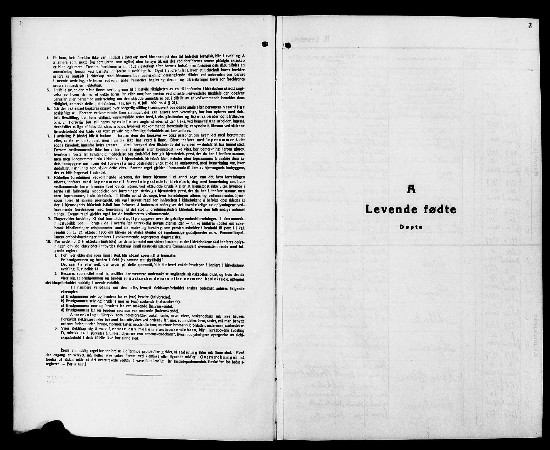 SAT, Ministerialprotokoller, klokkerbøker og fødselsregistre - Nord-Trøndelag, 749/L0485: Ministerialbok nr. 749D01, 1857-1872, s. 3
