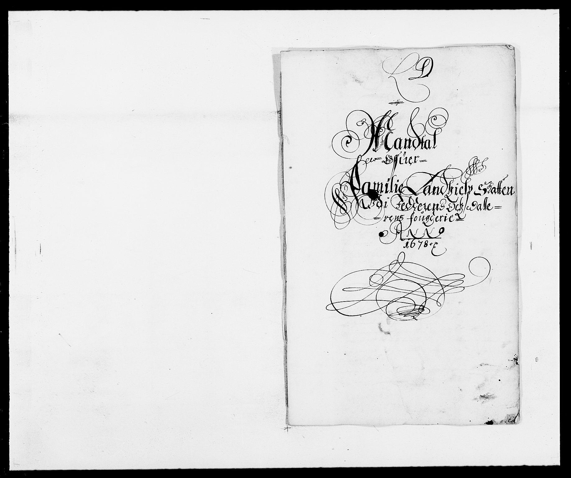 RA, Rentekammeret inntil 1814, Reviderte regnskaper, Fogderegnskap, R46/L2718: Fogderegnskap Jæren og Dalane, 1678, s. 132