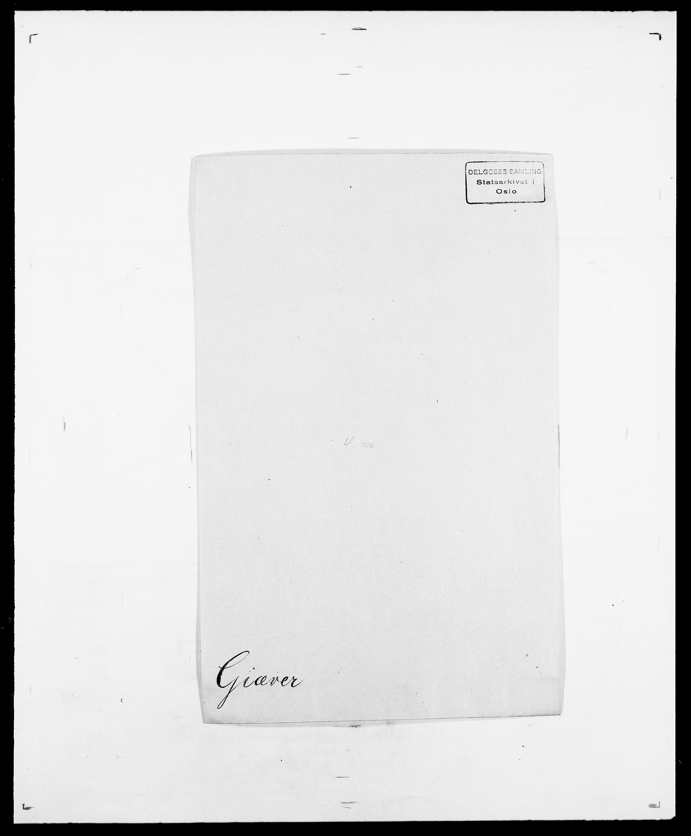 SAO, Delgobe, Charles Antoine - samling, D/Da/L0014: Giebdhausen - Grip, s. 55