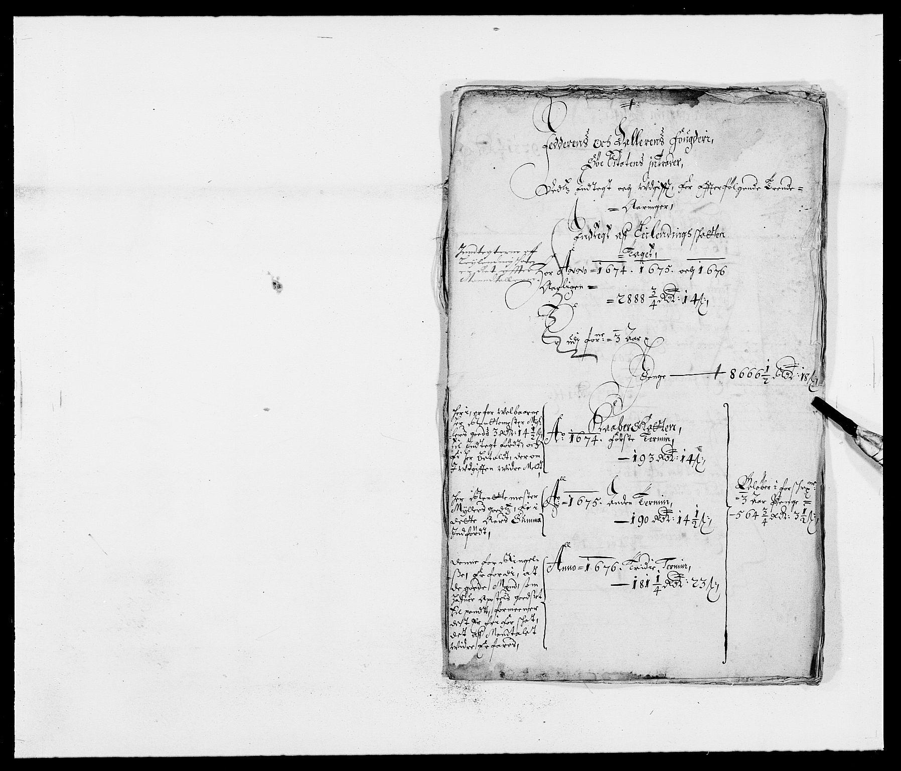 RA, Rentekammeret inntil 1814, Reviderte regnskaper, Fogderegnskap, R46/L2716: Fogderegnskap Jæren og Dalane, 1676, s. 371