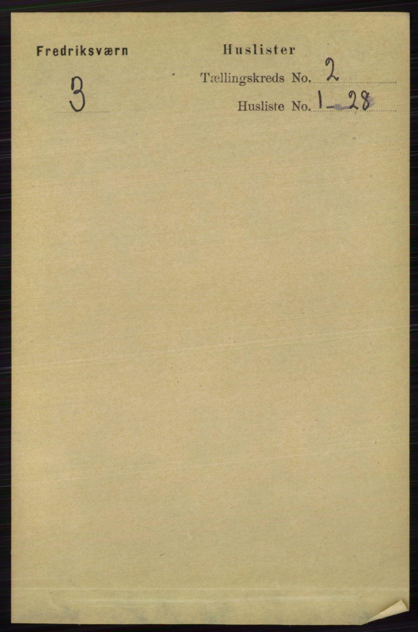 RA, Folketelling 1891 for 0798 Fredriksvern herred, 1891, s. 216
