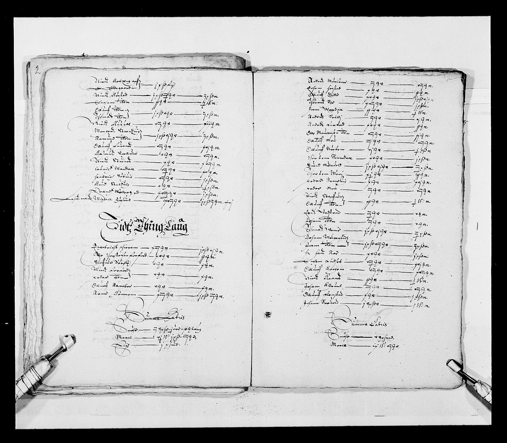 RA, Stattholderembetet 1572-1771, Ek/L0028: Jordebøker 1633-1658:, 1645-1646, s. 58