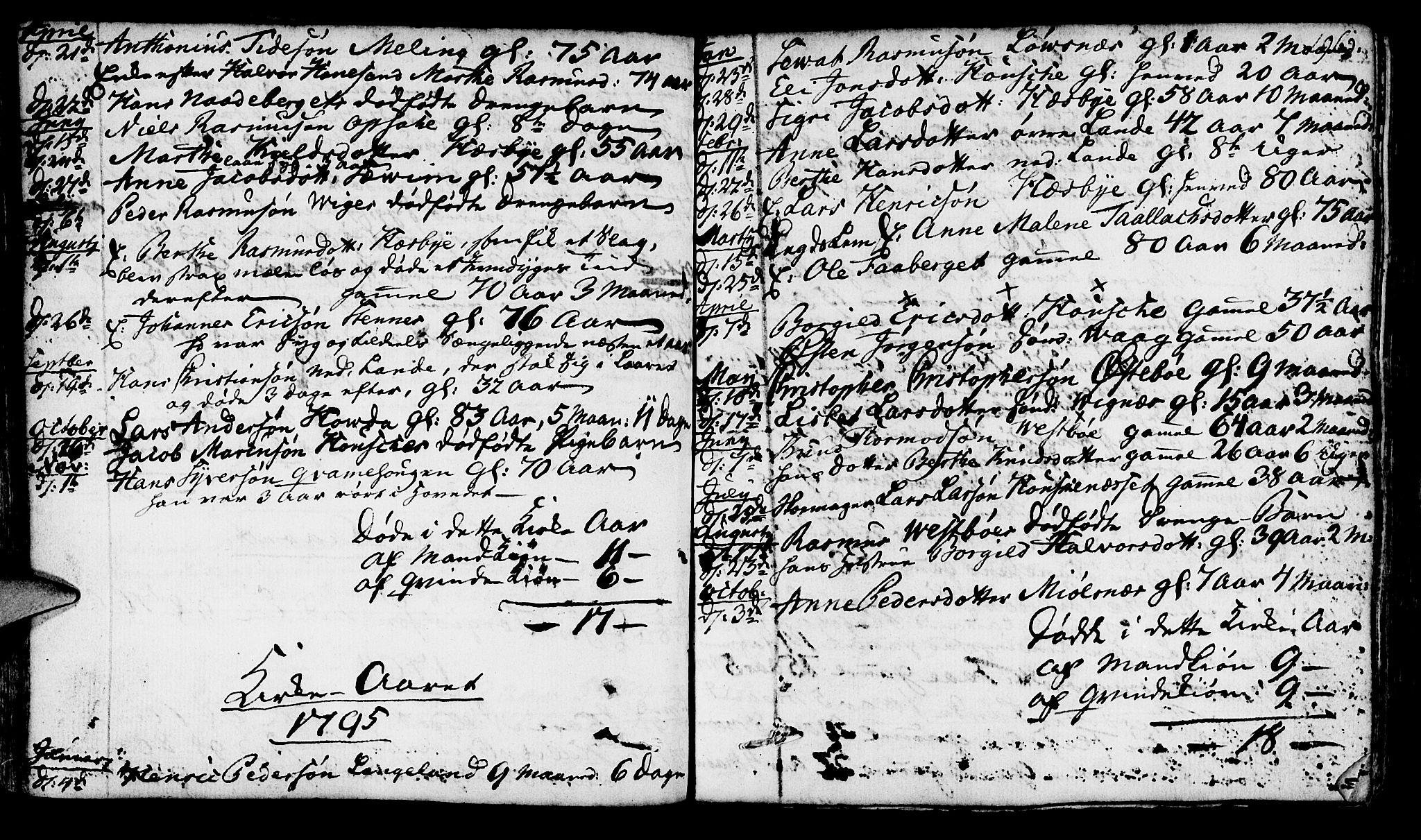 SAST, Finnøy sokneprestkontor, H/Ha/Haa/L0005: Ministerialbok nr. A 5, 1773-1816, s. 196