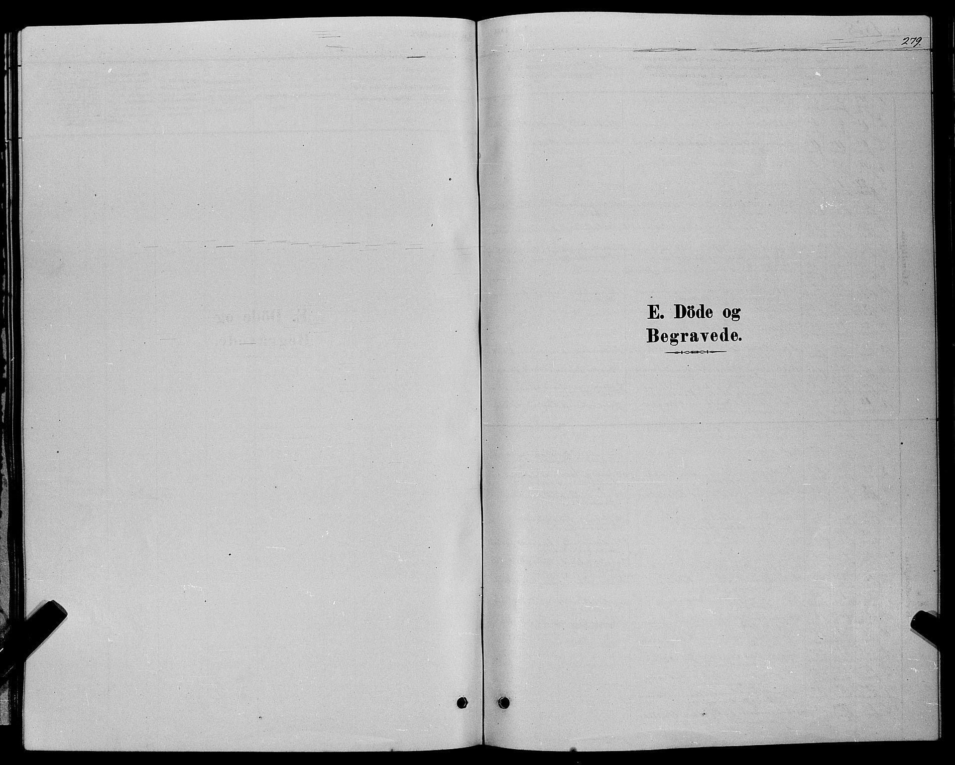 SAT, Ministerialprotokoller, klokkerbøker og fødselsregistre - Møre og Romsdal, 529/L0466: Klokkerbok nr. 529C03, 1878-1888, s. 279