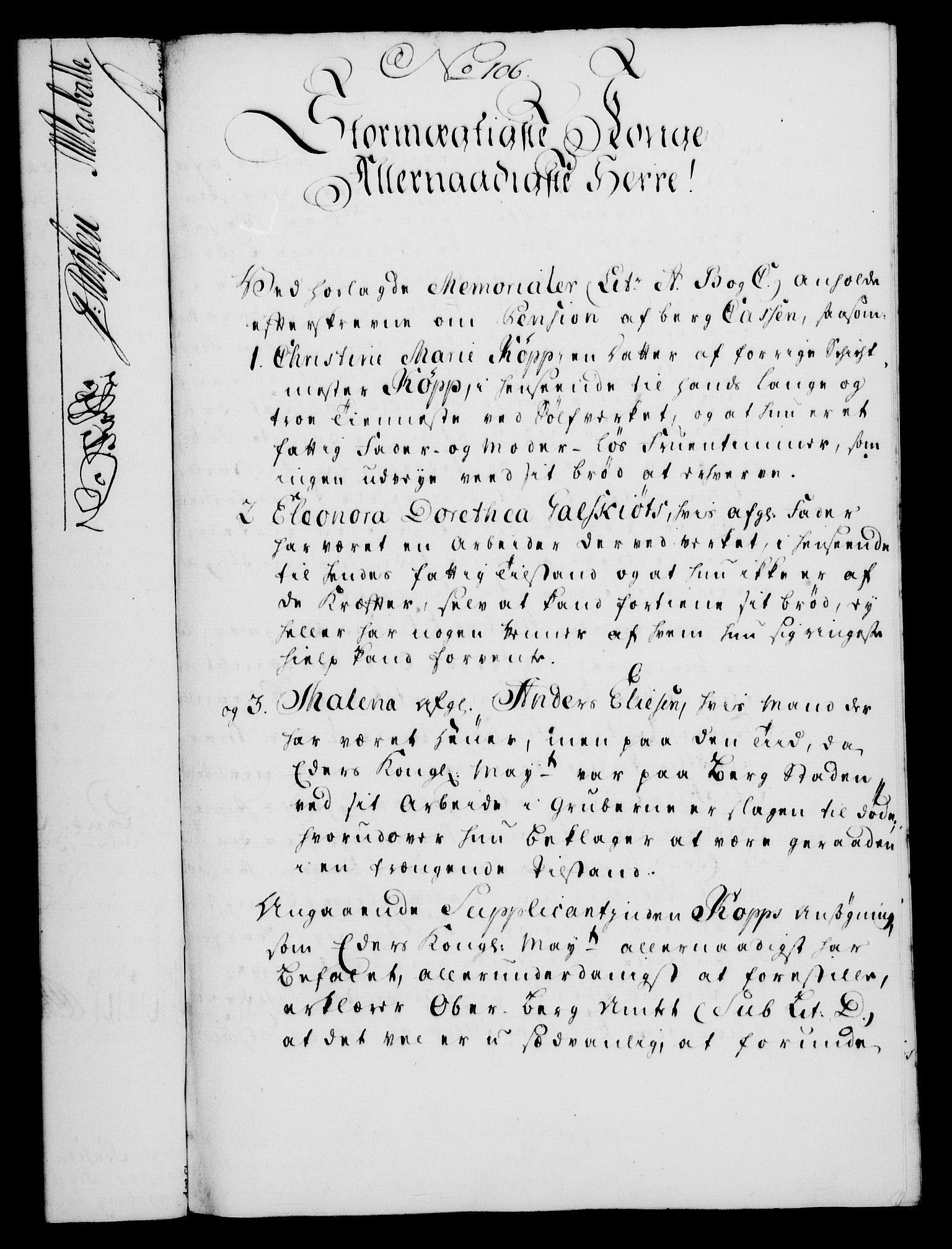 RA, Rentekammeret, Kammerkanselliet, G/Gf/Gfa/L0031: Norsk relasjons- og resolusjonsprotokoll (merket RK 52.31), 1749, s. 532