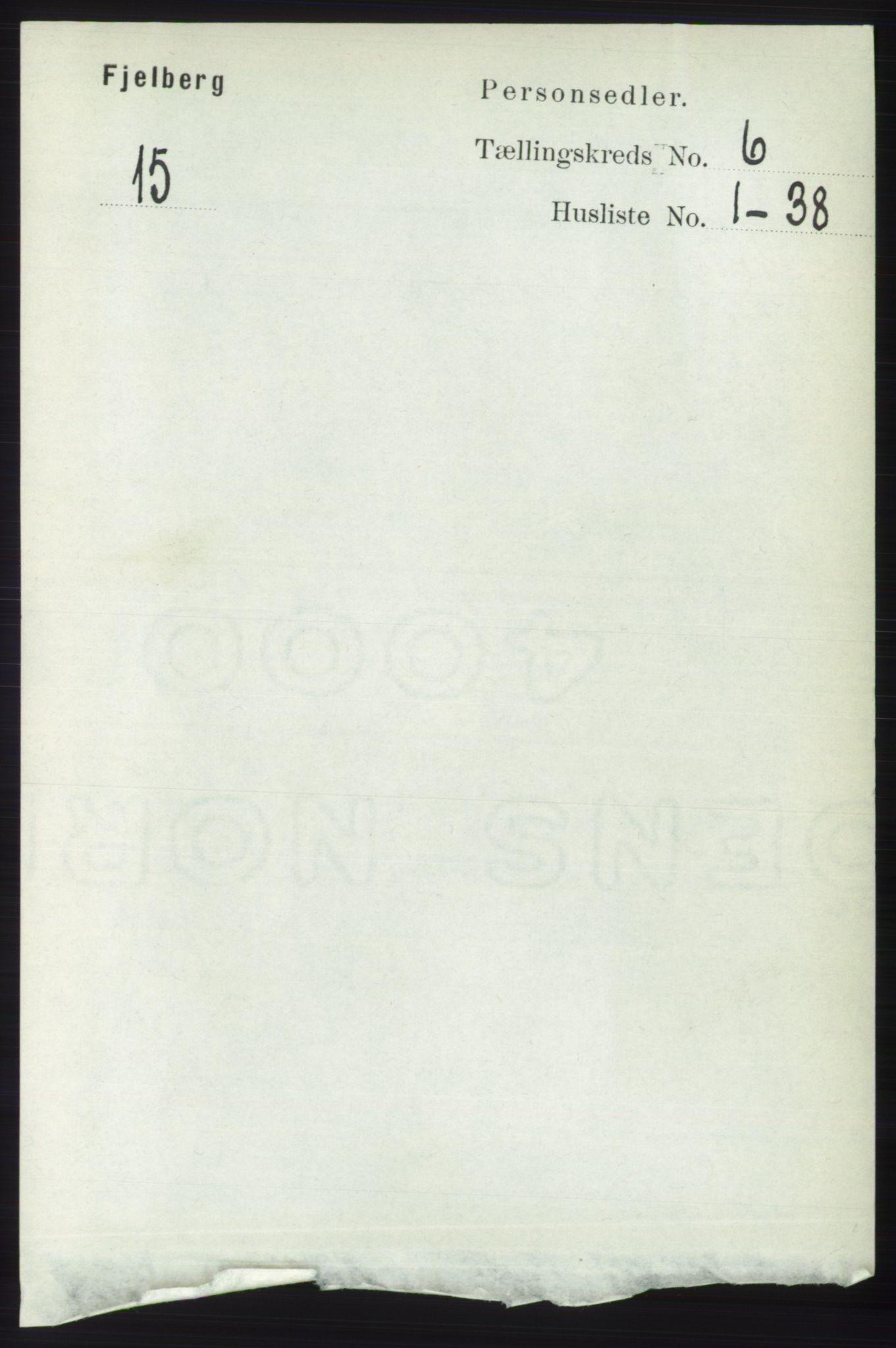 RA, Folketelling 1891 for 1213 Fjelberg herred, 1891, s. 1950