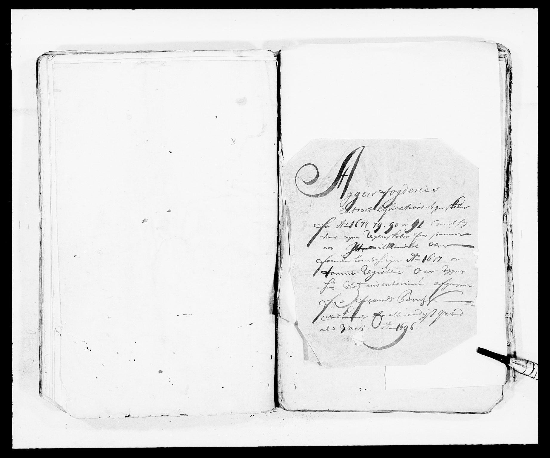 RA, Rentekammeret inntil 1814, Reviderte regnskaper, Fogderegnskap, R08/L0416: Fogderegnskap Aker, 1678-1681, s. 46