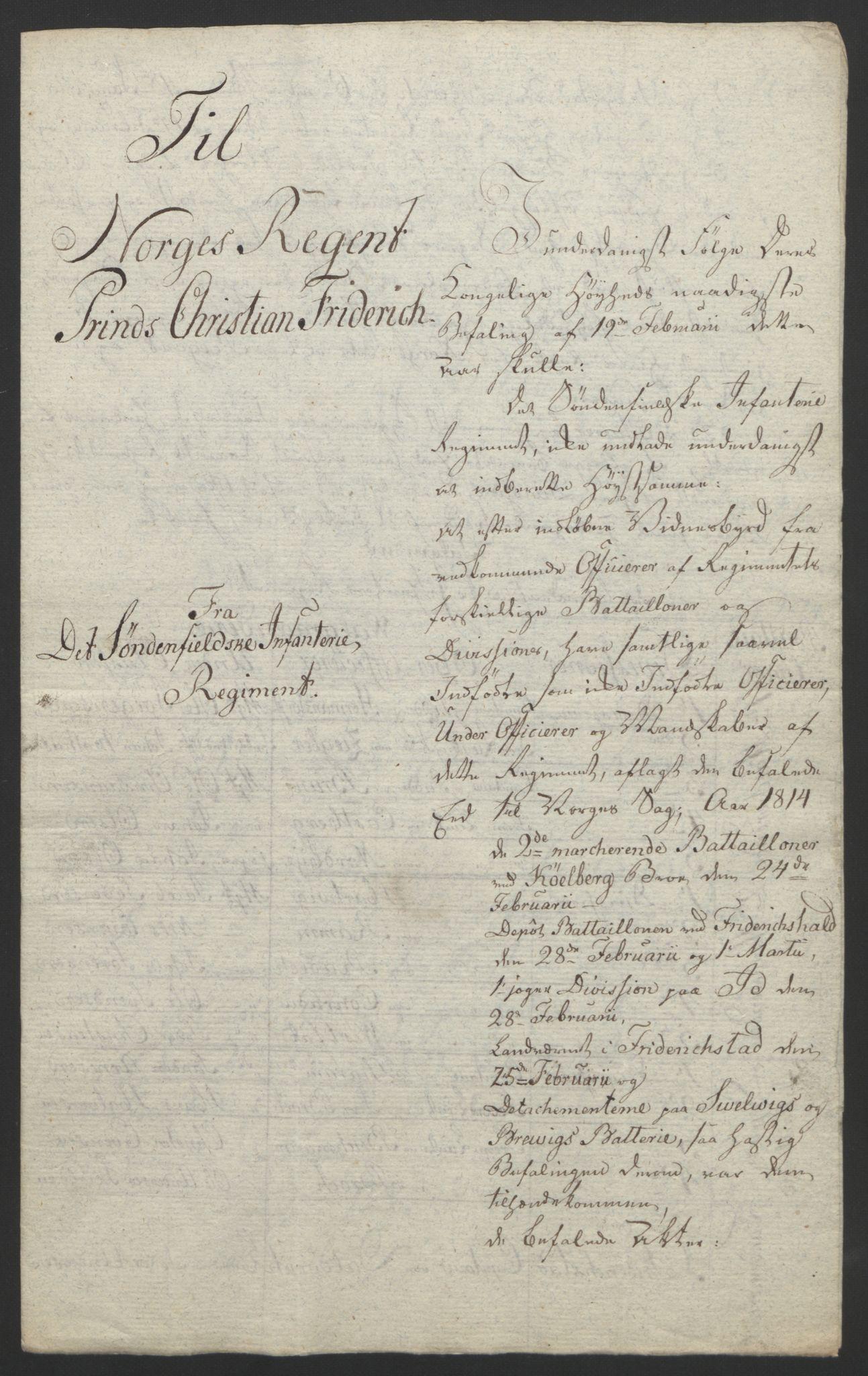 RA, Statsrådssekretariatet, D/Db/L0007: Fullmakter for Eidsvollsrepresentantene i 1814. , 1814, s. 88