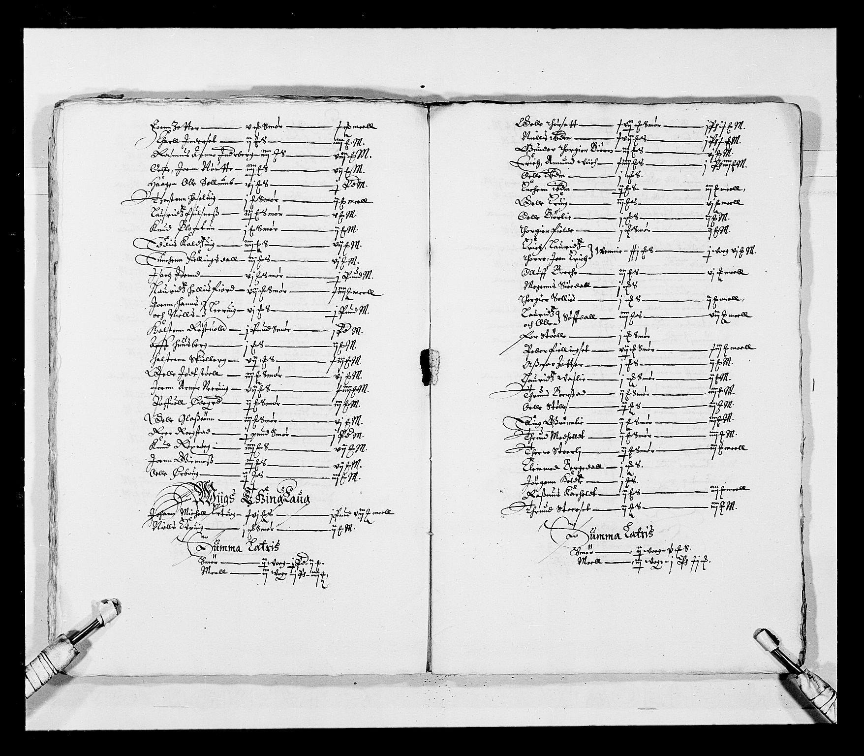 RA, Stattholderembetet 1572-1771, Ek/L0028: Jordebøker 1633-1658:, 1645-1646, s. 15