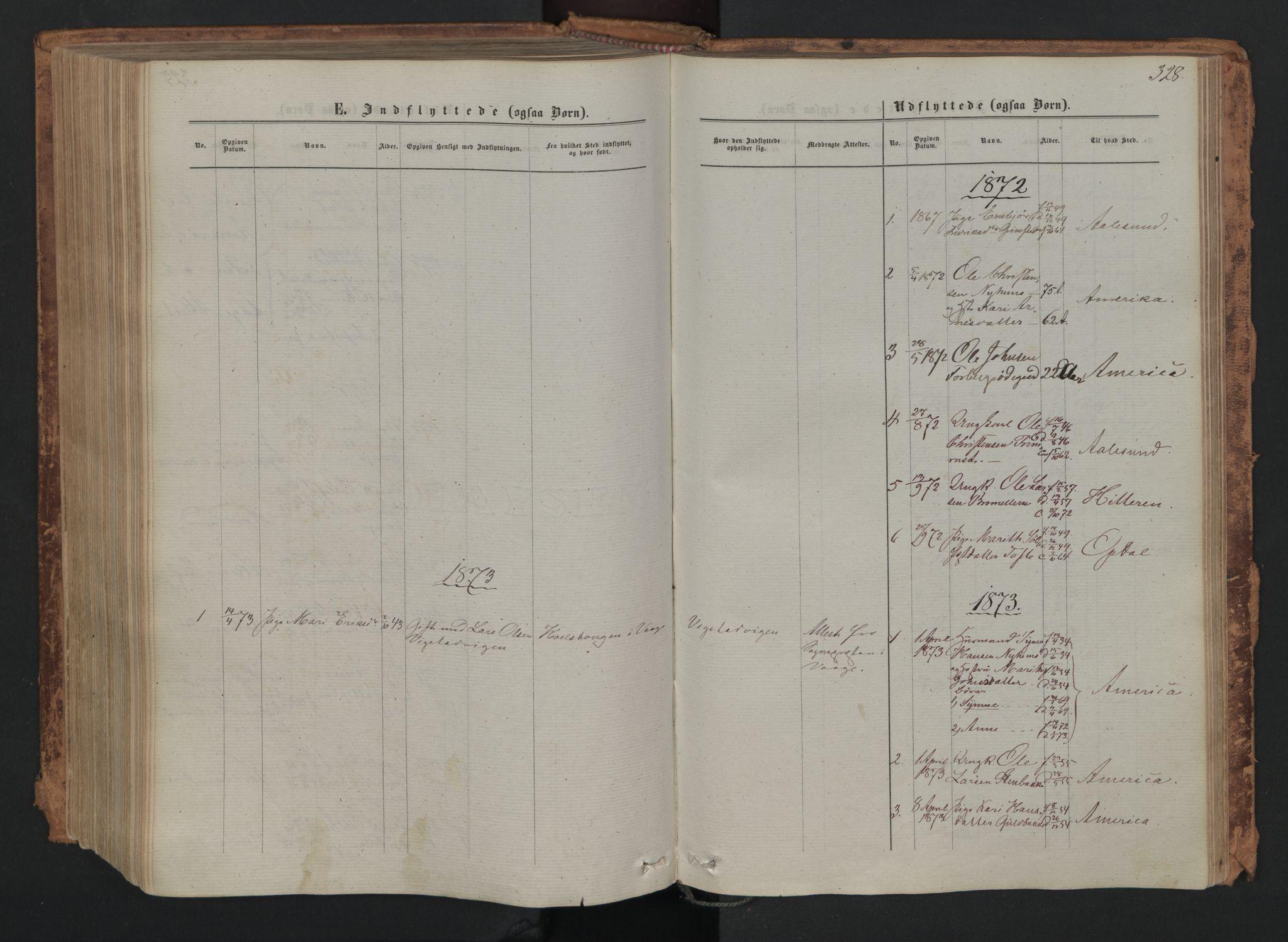 SAH, Skjåk prestekontor, Ministerialbok nr. 1, 1863-1879, s. 328