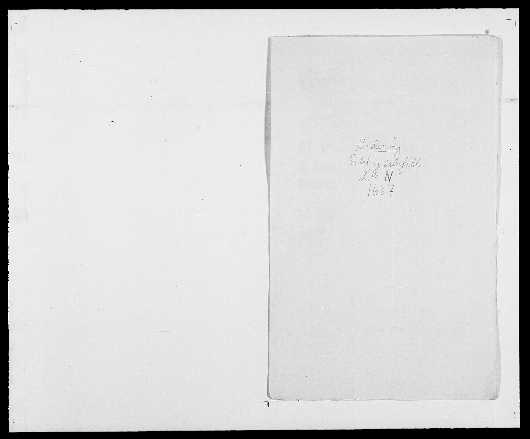 RA, Rentekammeret inntil 1814, Reviderte regnskaper, Fogderegnskap, R63/L4306: Fogderegnskap Inderøy, 1687-1689, s. 173