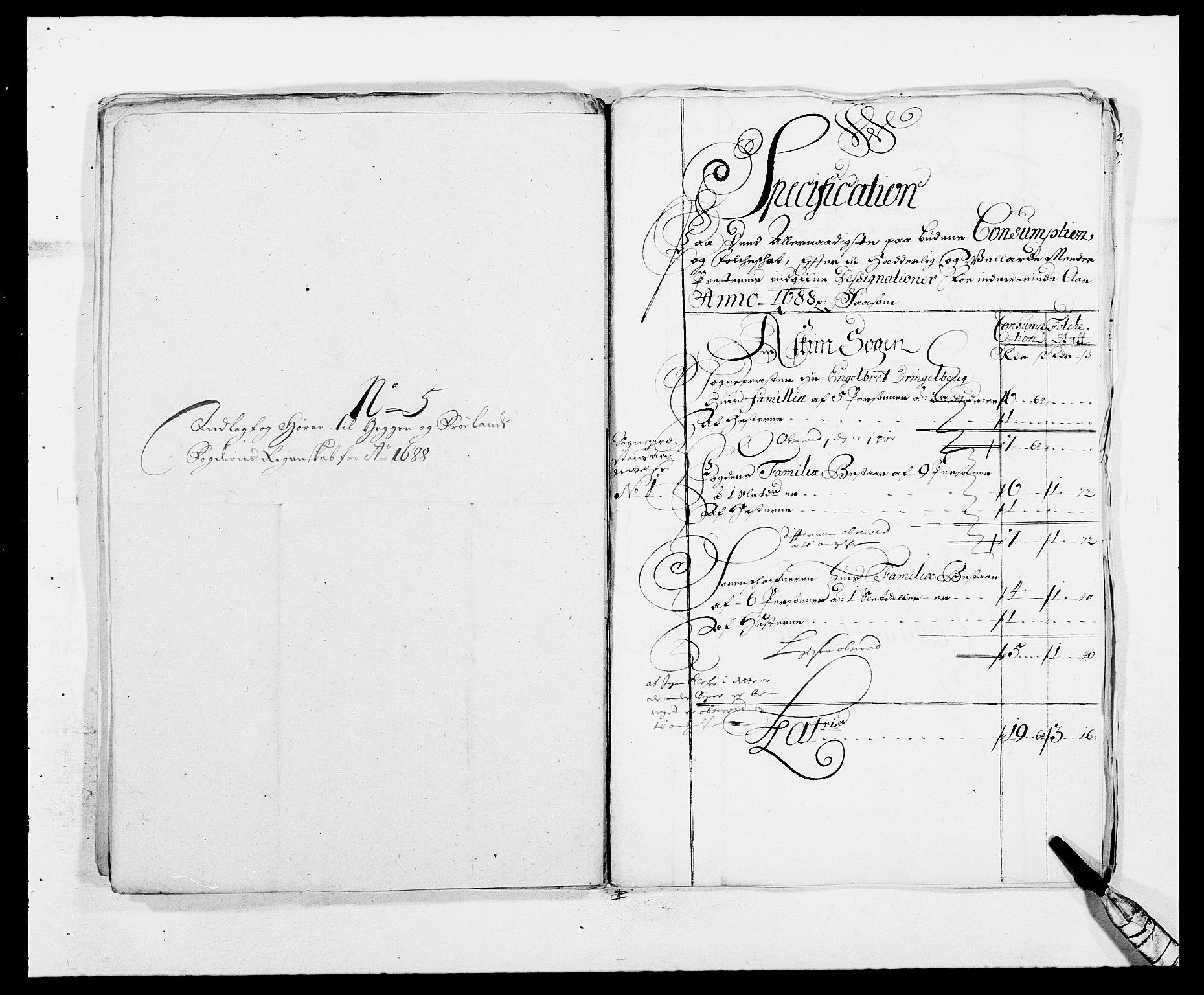 RA, Rentekammeret inntil 1814, Reviderte regnskaper, Fogderegnskap, R06/L0282: Fogderegnskap Heggen og Frøland, 1687-1690, s. 98