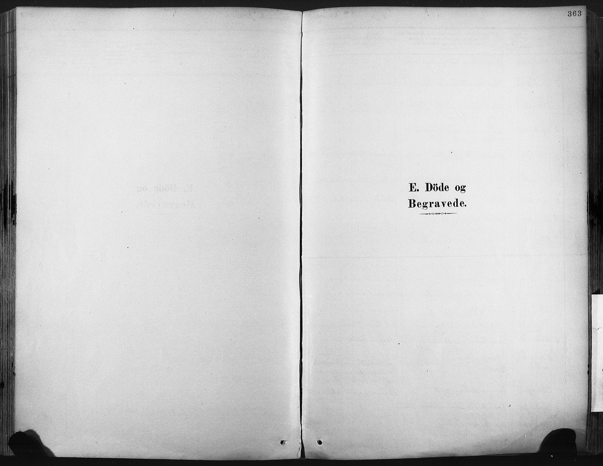 SAKO, Porsgrunn kirkebøker , F/Fa/L0008: Ministerialbok nr. 8, 1878-1895, s. 363
