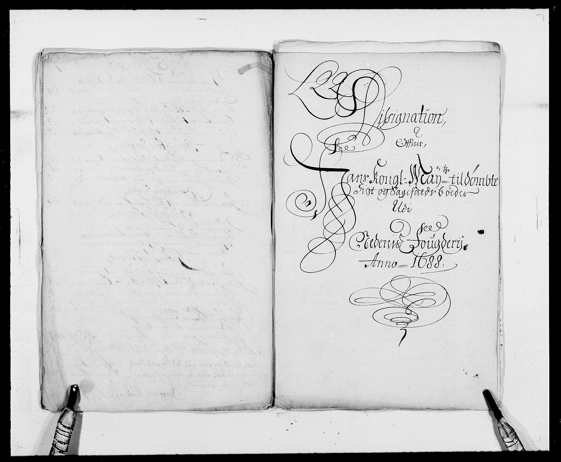 RA, Rentekammeret inntil 1814, Reviderte regnskaper, Fogderegnskap, R39/L2309: Fogderegnskap Nedenes, 1684-1689, s. 149