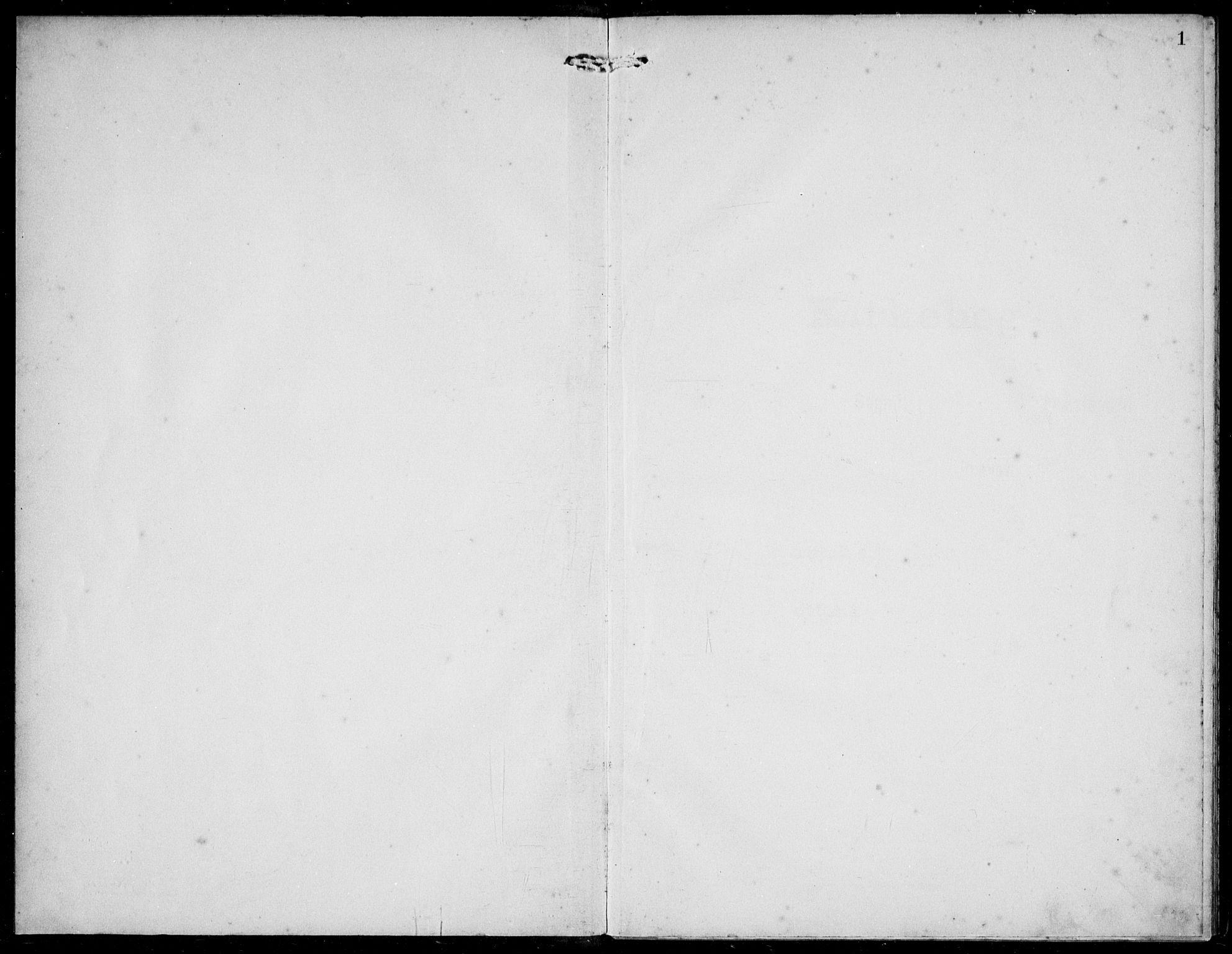 SAB, Solund sokneprestembete, Ministerialbok nr. B  1, 1891-1901, s. 1