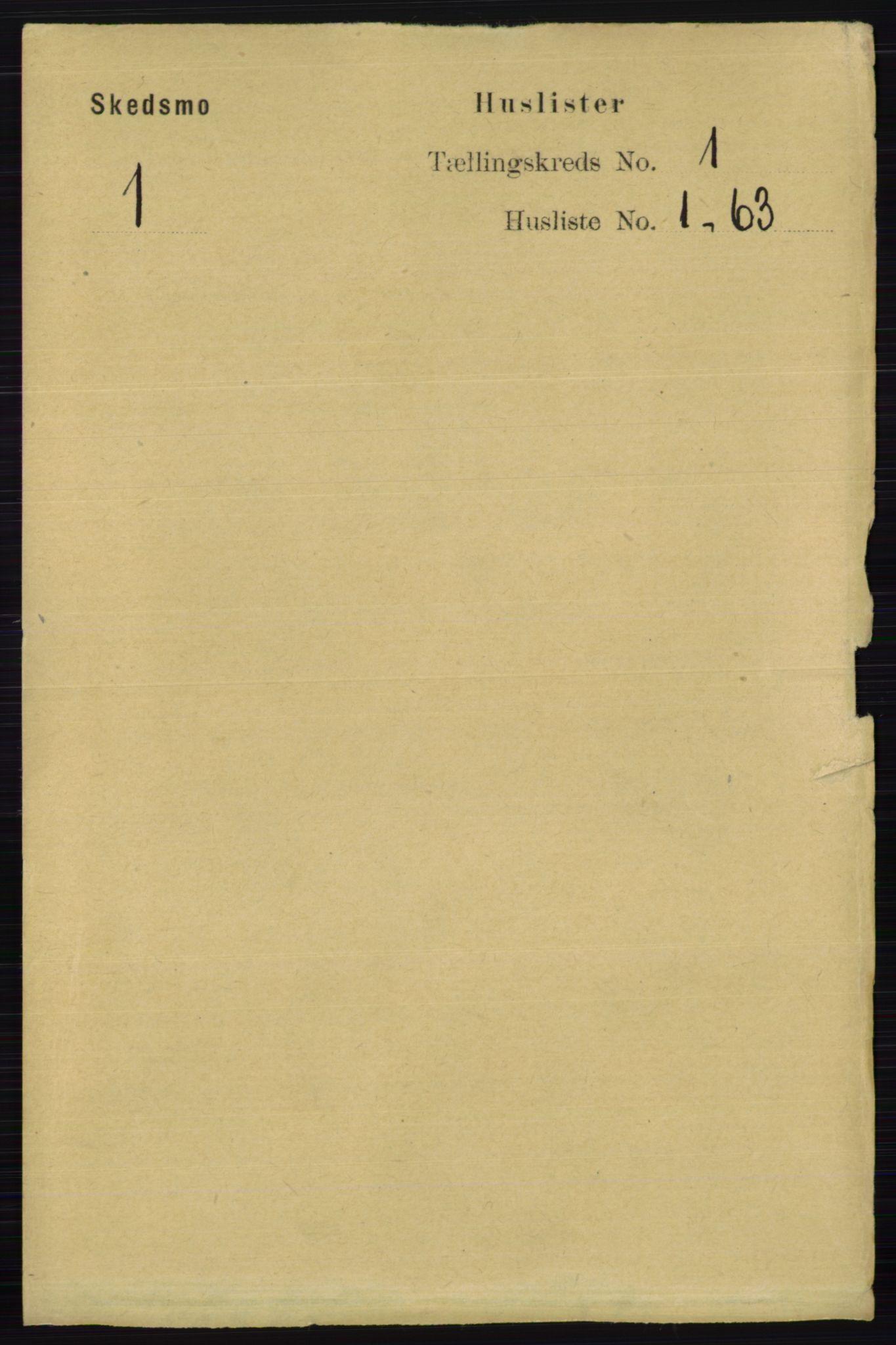 RA, Folketelling 1891 for 0231 Skedsmo herred, 1891, s. 29