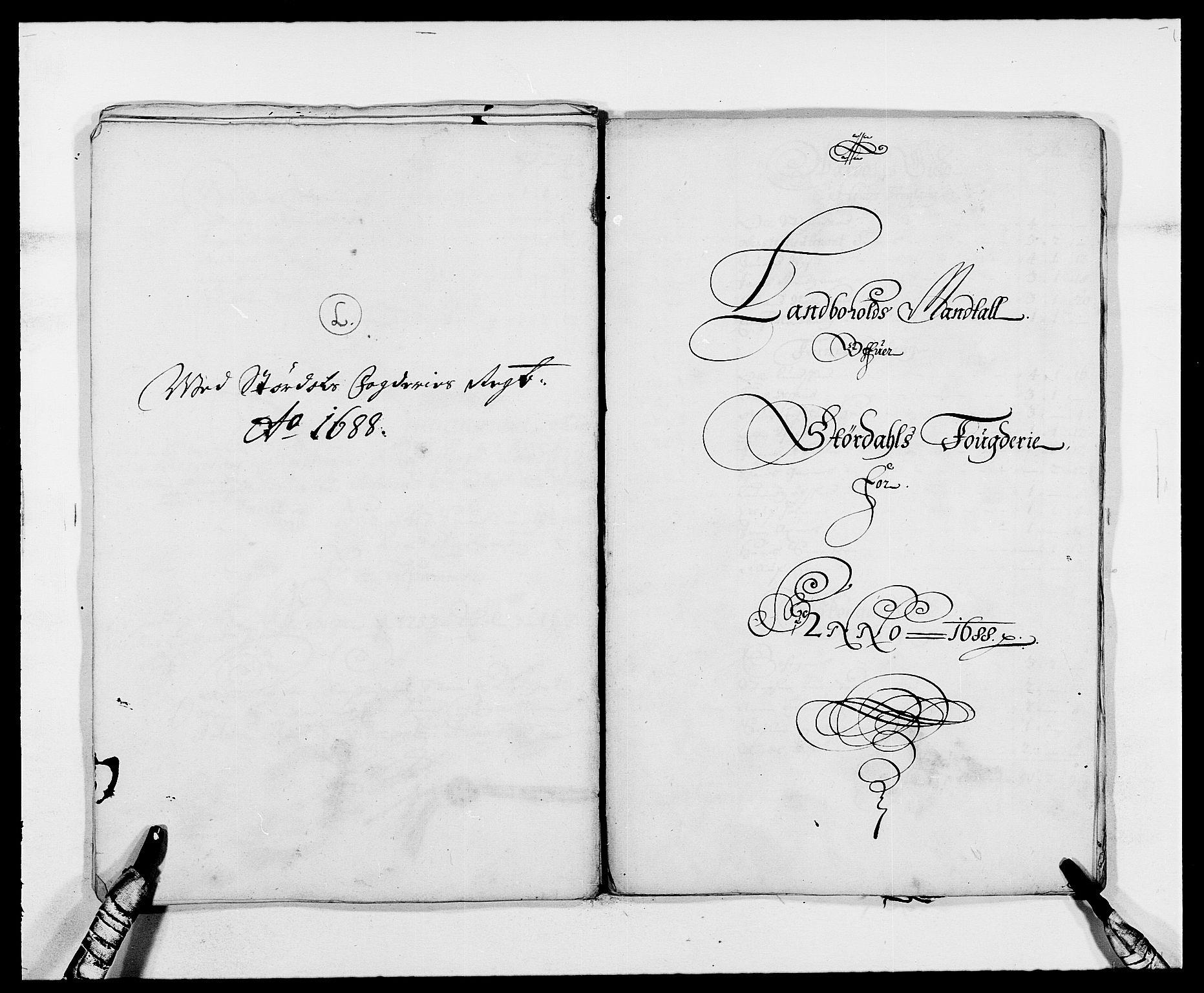 RA, Rentekammeret inntil 1814, Reviderte regnskaper, Fogderegnskap, R62/L4183: Fogderegnskap Stjørdal og Verdal, 1687-1689, s. 252
