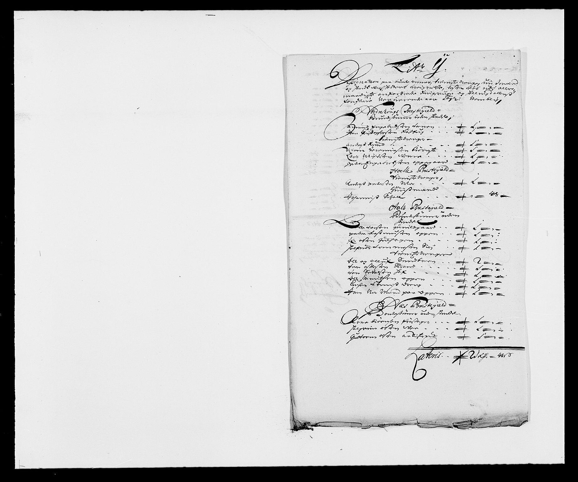RA, Rentekammeret inntil 1814, Reviderte regnskaper, Fogderegnskap, R21/L1449: Fogderegnskap Ringerike og Hallingdal, 1690-1692, s. 121