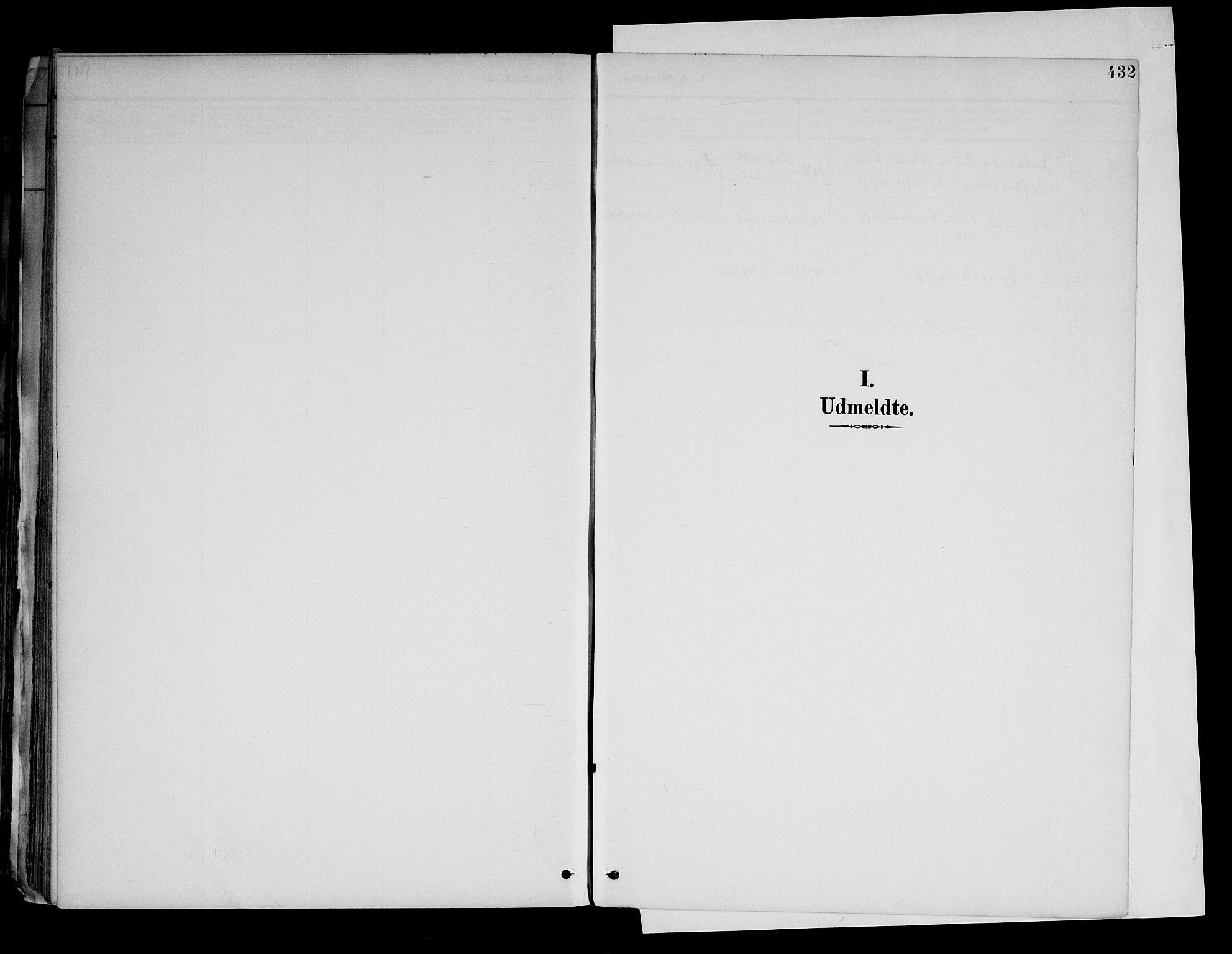 SAH, Brandval prestekontor, H/Ha/Haa/L0003: Ministerialbok nr. 3, 1894-1909, s. 432
