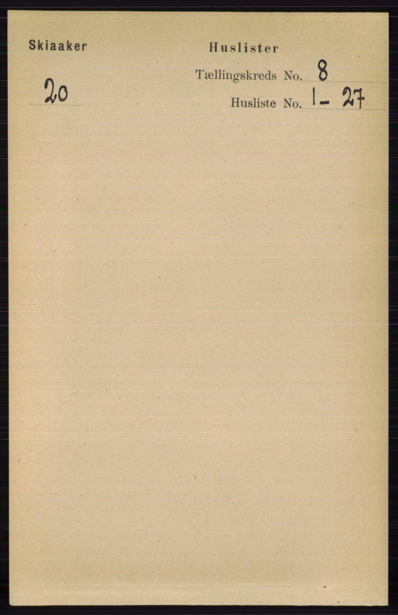 RA, Folketelling 1891 for 0513 Skjåk herred, 1891, s. 2601