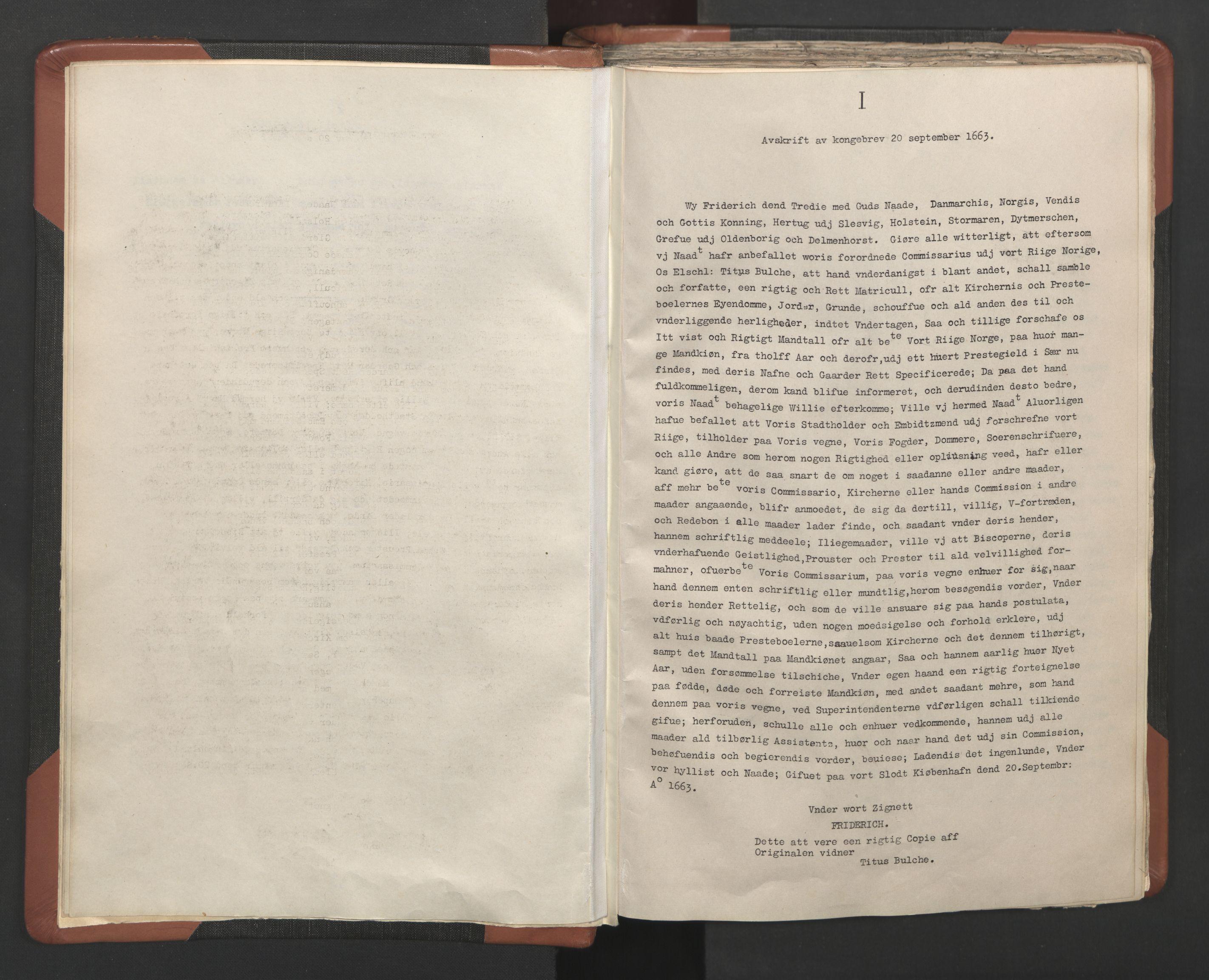 RA, Sogneprestenes manntall 1664-1666, nr. 34: Namdal prosti, 1664-1666, s. upaginert