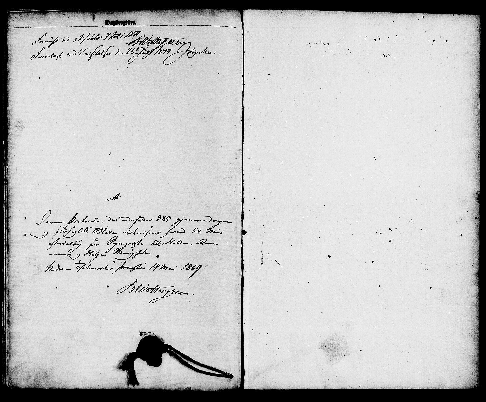 SAKO, Holla kirkebøker, F/Fa/L0007: Ministerialbok nr. 7, 1869-1881