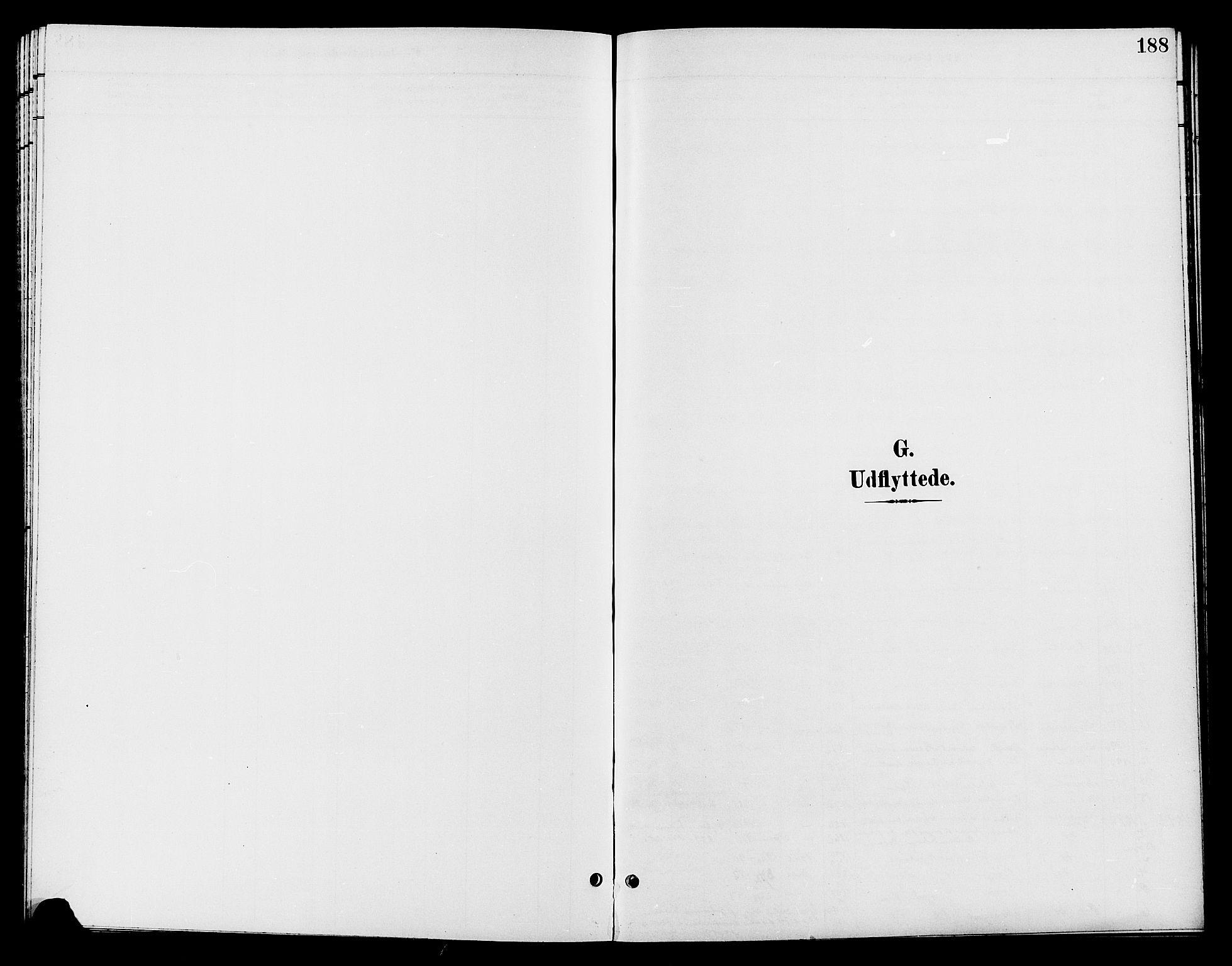SAH, Jevnaker prestekontor, Klokkerbok nr. 3, 1896-1909, s. 188