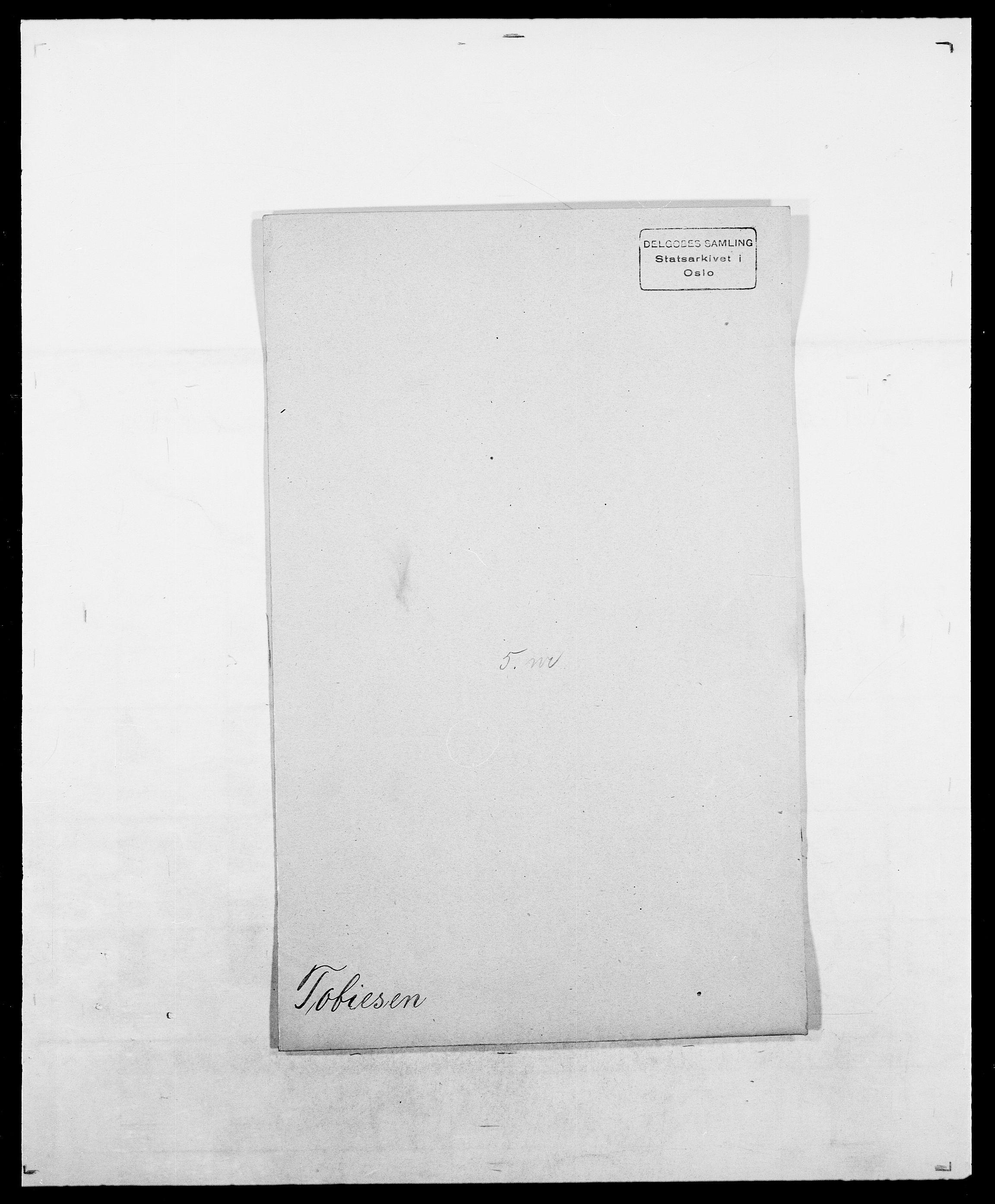 SAO, Delgobe, Charles Antoine - samling, D/Da/L0039: Thorsen - Urup, s. 83