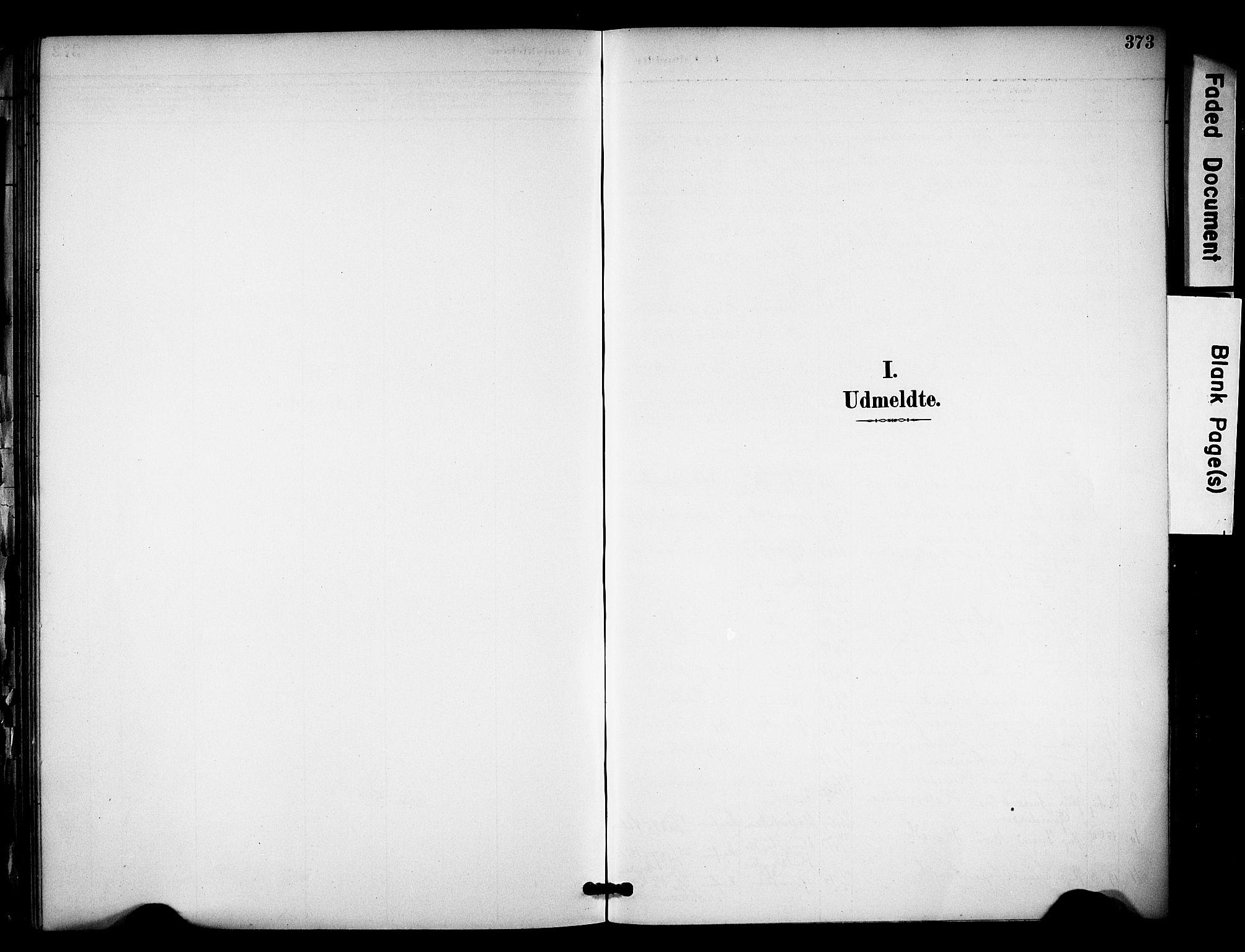 SAKO, Solum kirkebøker, F/Fa/L0010: Ministerialbok nr. I 10, 1888-1898, s. 373