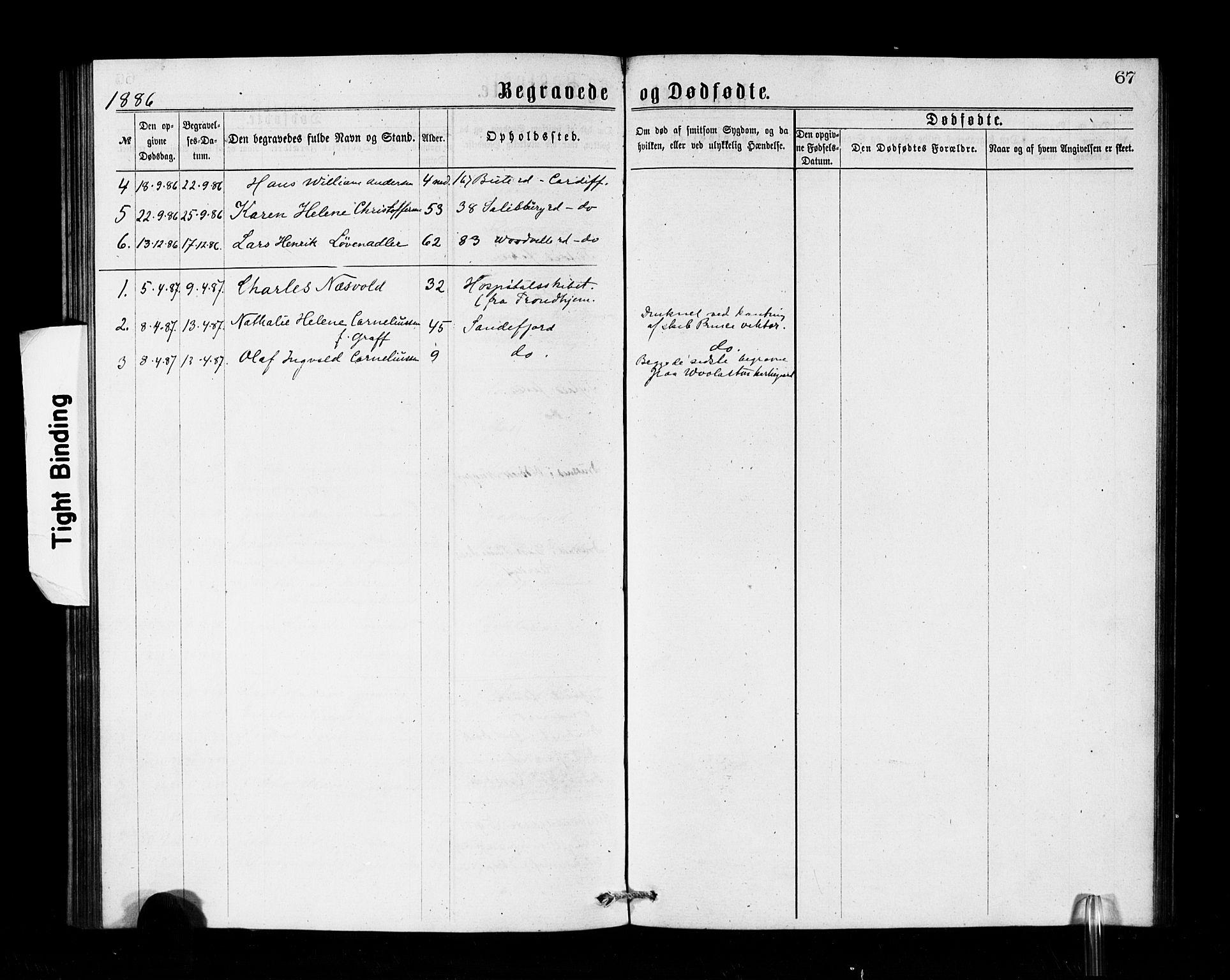 SAB, Den Norske Sjømannsmisjon i utlandet*, Ministerialbok nr. A 1, 1866-1887, s. 67