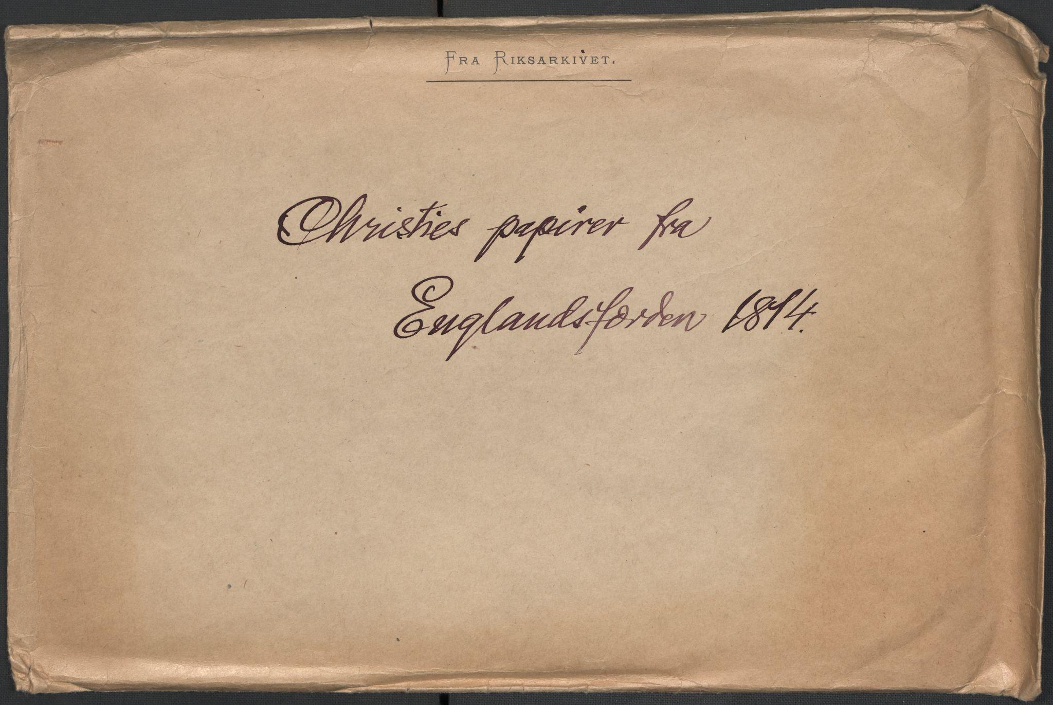RA, Christie, Wilhelm Frimann Koren, F/L0004, 1814, s. 148