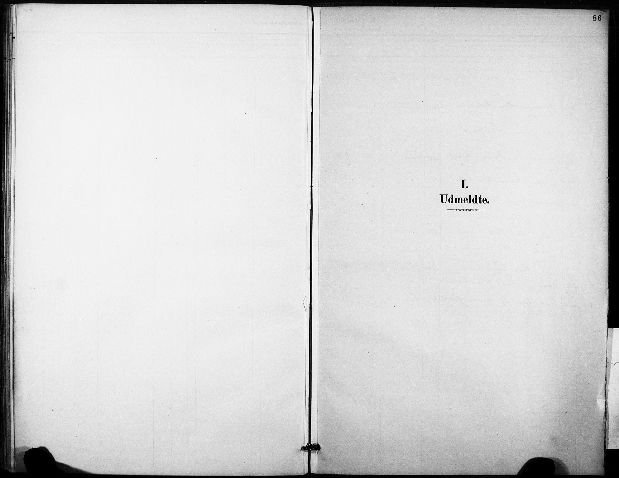 SAKO, Fyresdal kirkebøker, F/Fb/L0003: Ministerialbok nr. II 3, 1887-1903, s. 86