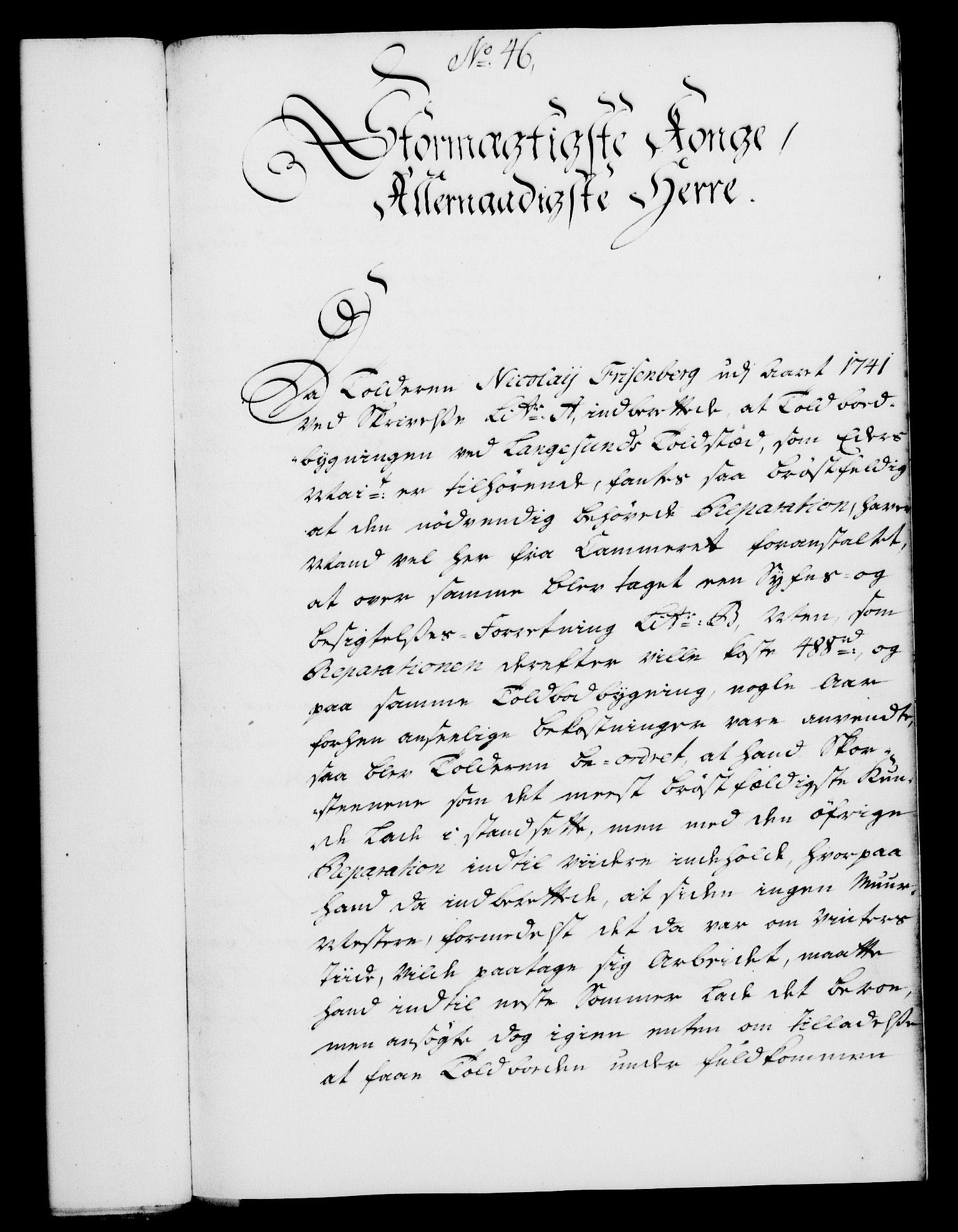 RA, Rentekammeret, Kammerkanselliet, G/Gf/Gfa/L0027: Norsk relasjons- og resolusjonsprotokoll (merket RK 52.27), 1744, s. 337